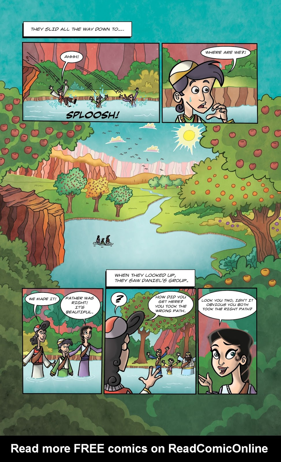 1001 Nights Issue #10 Page 23