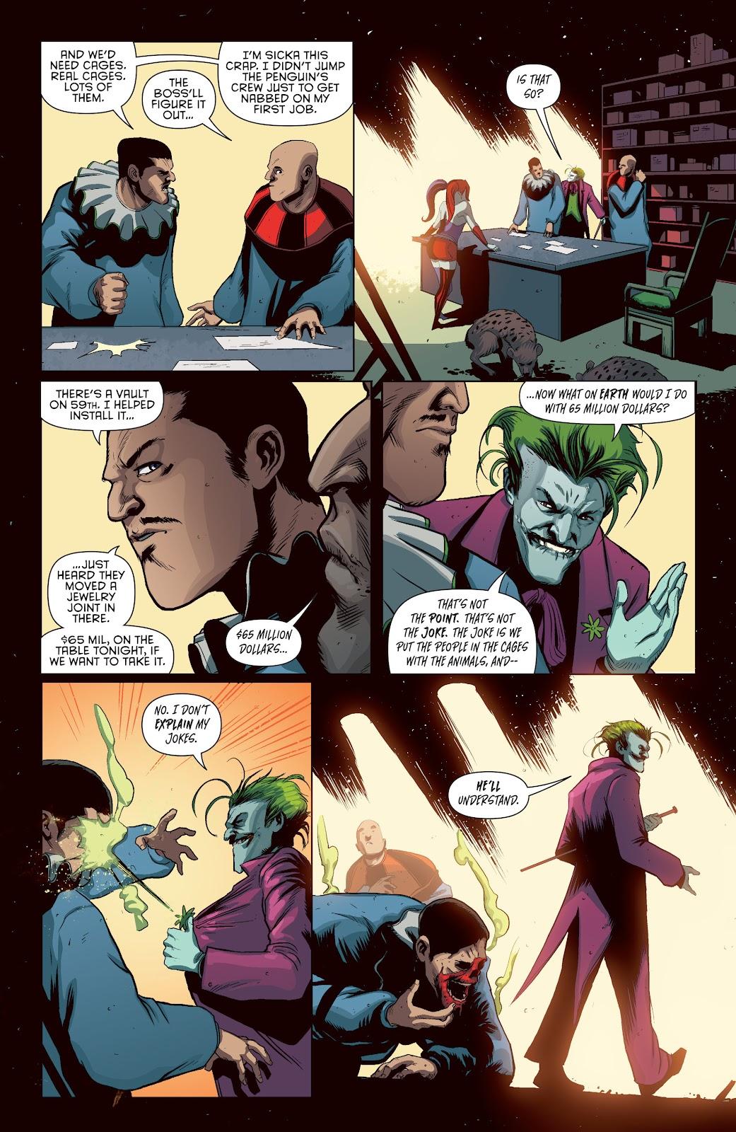 Batman (2011) Annual 3 #13 - English 10