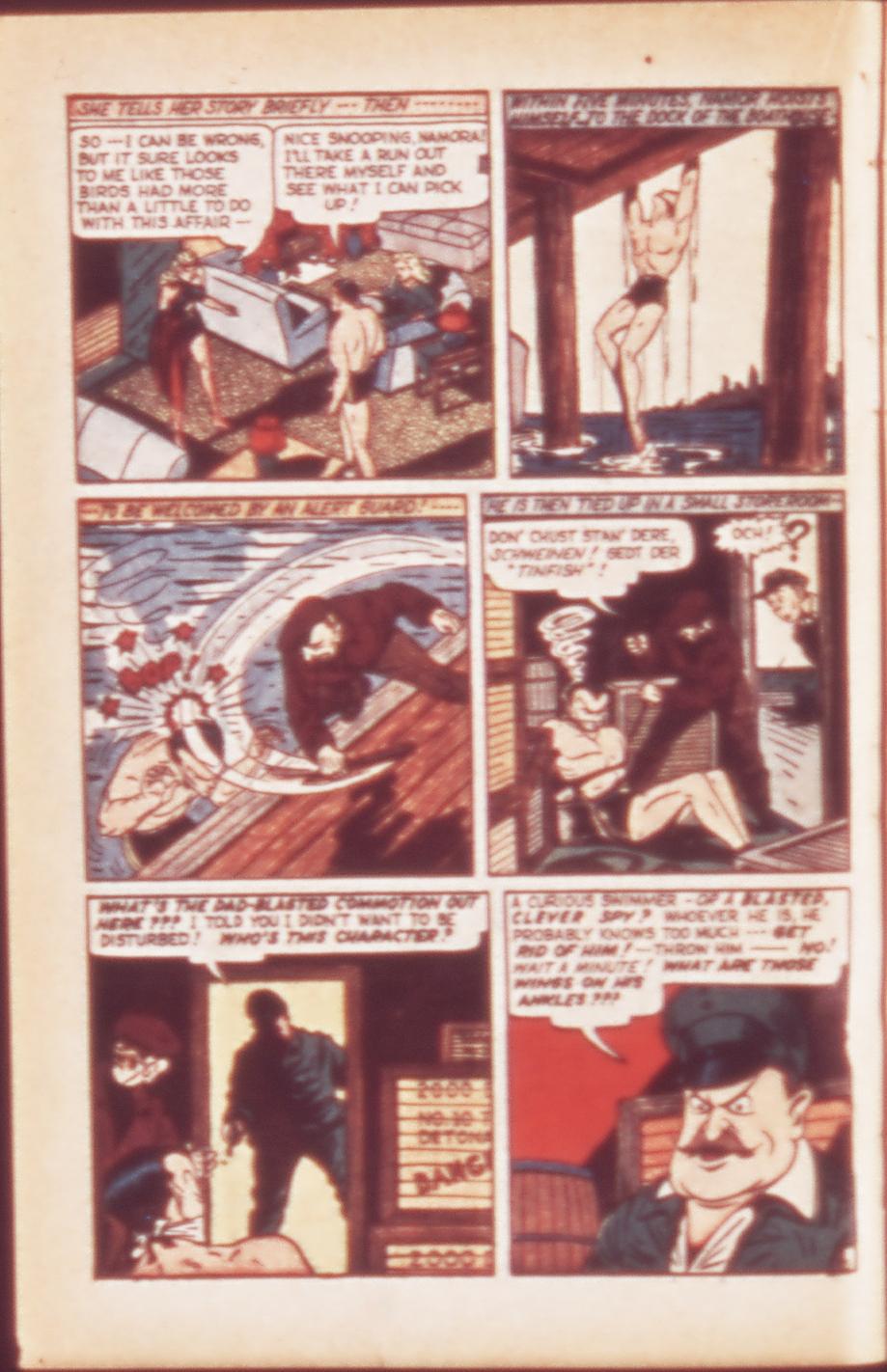 Sub-Mariner Comics #24 #24 - English 20