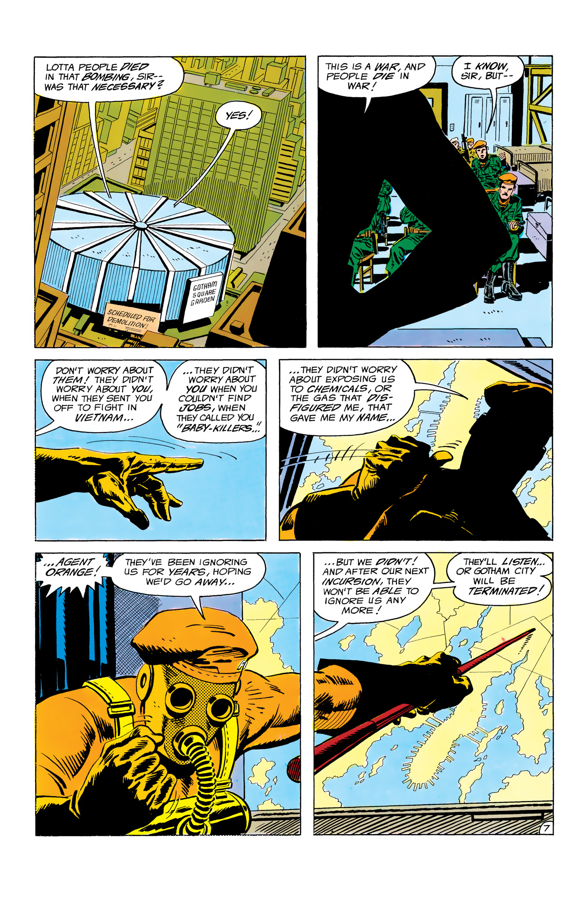 Batman and the Outsiders (1983) 3 Page 7