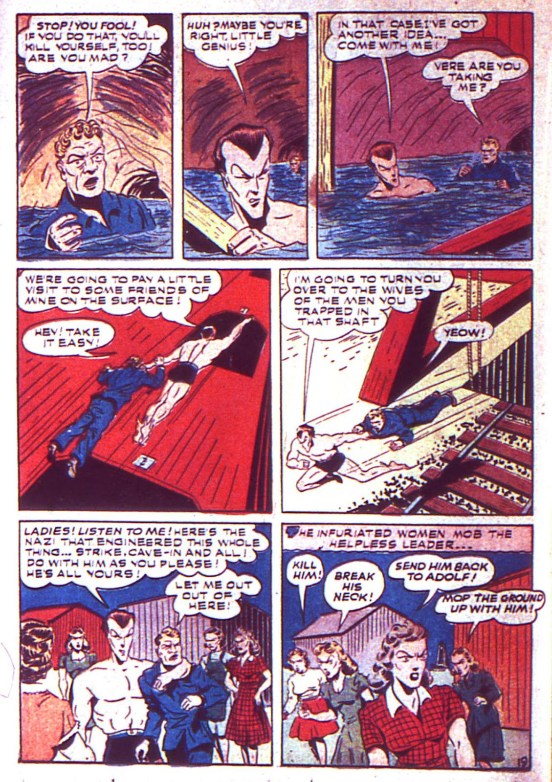 Sub-Mariner Comics Issue #2 #2 - English 42