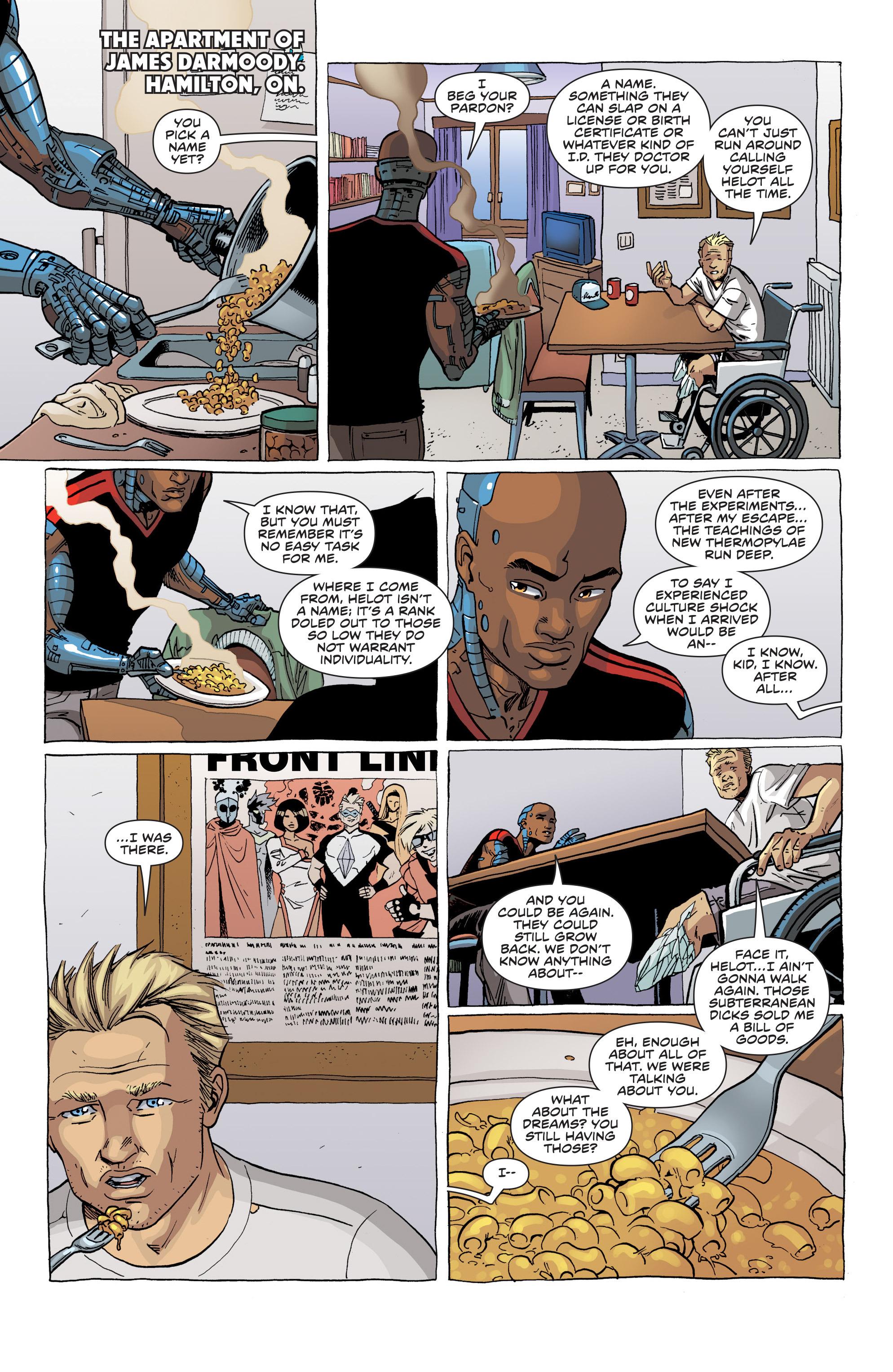 Read online Secret Identities comic -  Issue #1 - 23