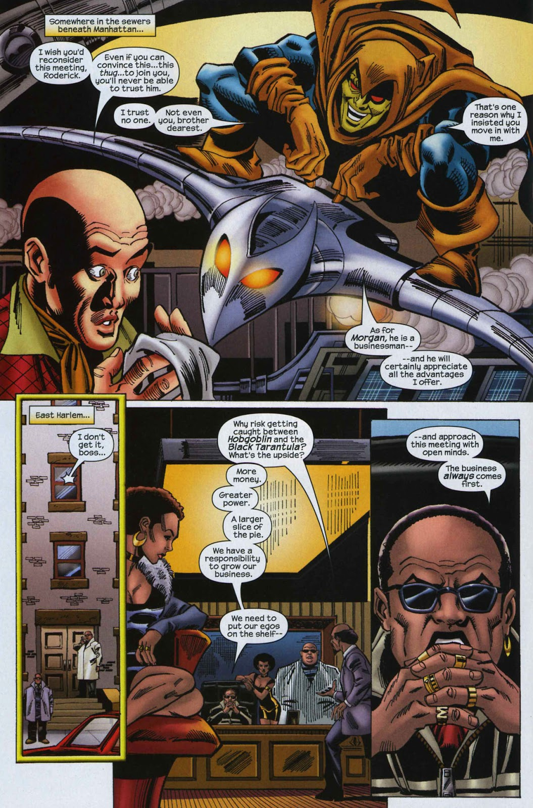 Amazing Spider-Girl Issue #7 #8 - English 11