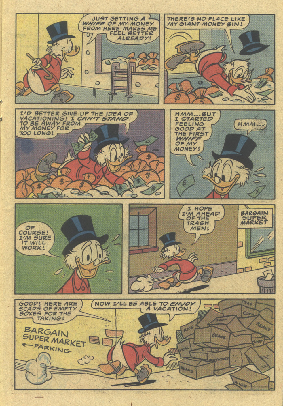 Scrooge (1953) Issue #12 #204 - English 15