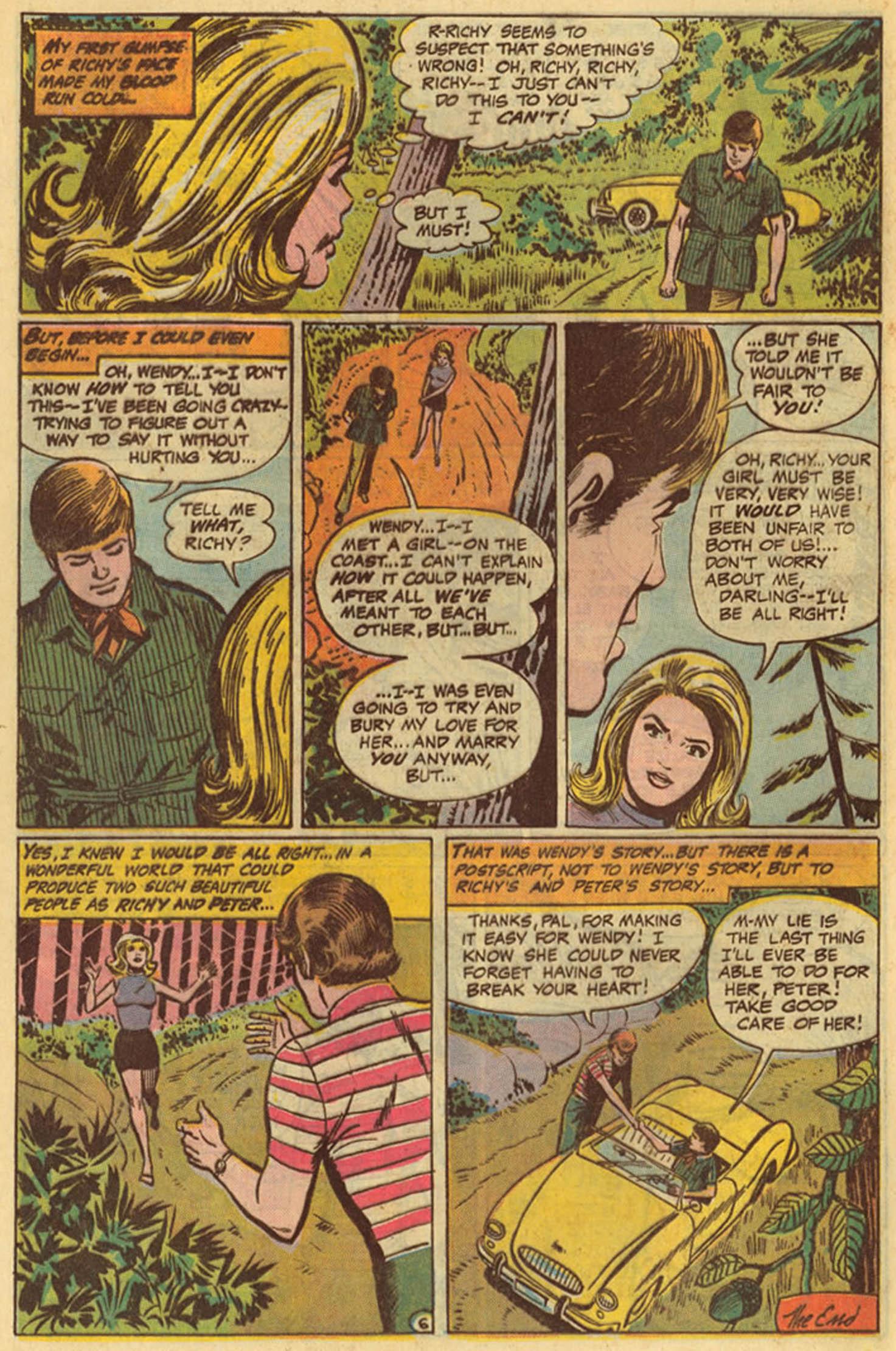Read online Secret Hearts comic -  Issue #139 - 16