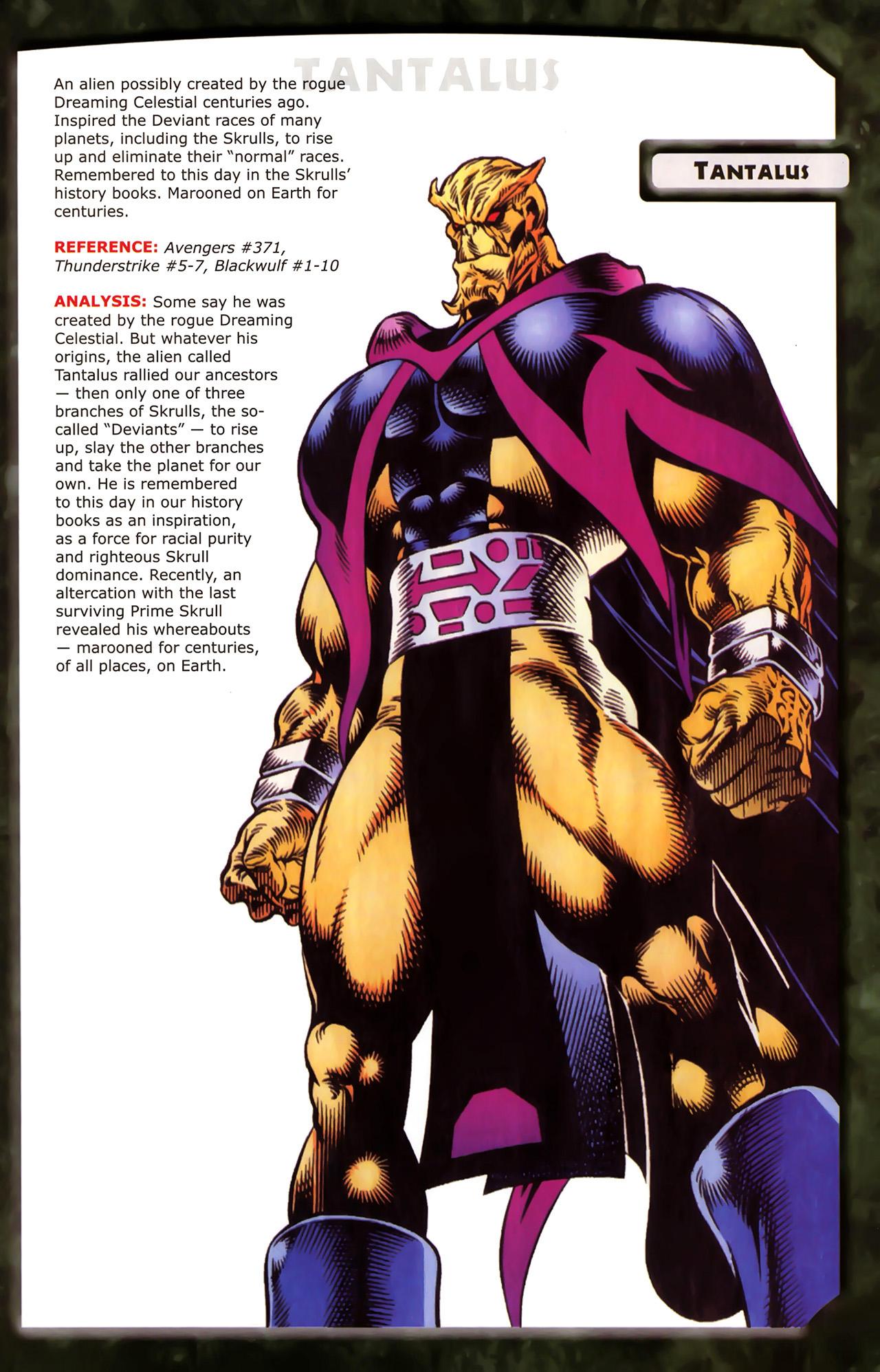 Read online Skrulls! comic -  Issue # Full - 51