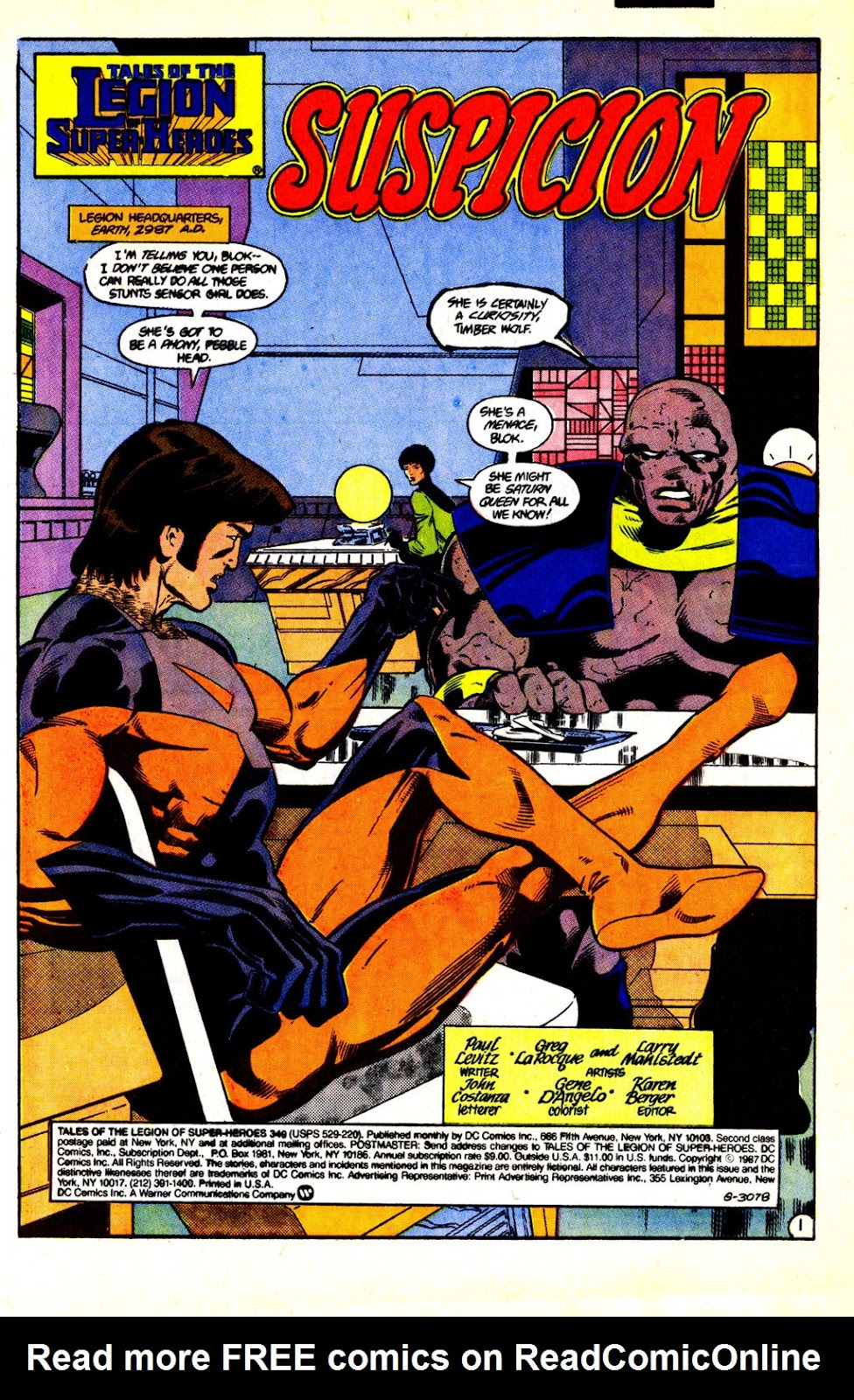 Tales of the Legion Issue #349 #36 - English 2