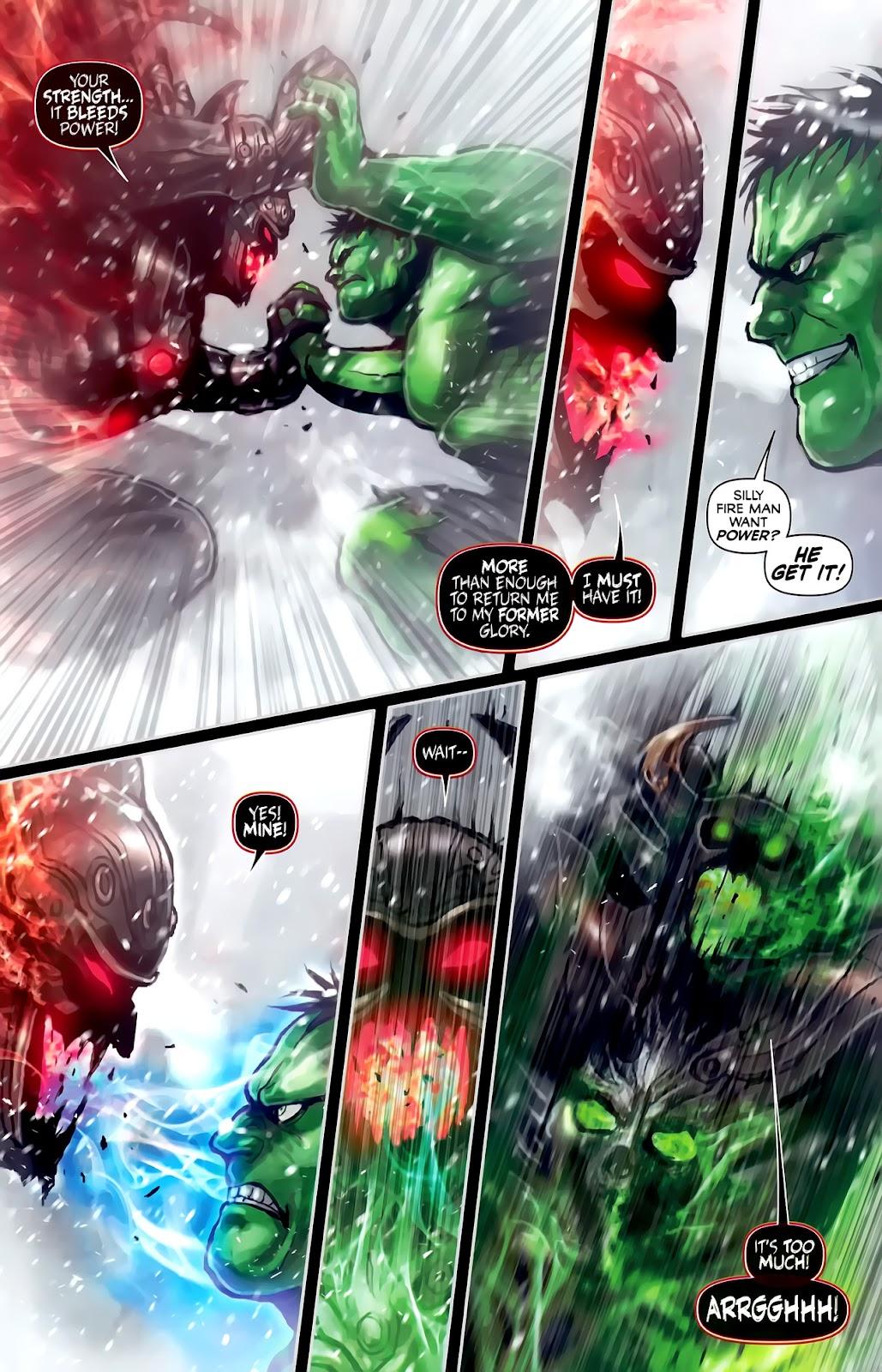 Incredible Hulks (2010) Issue #621 #11 - English 30