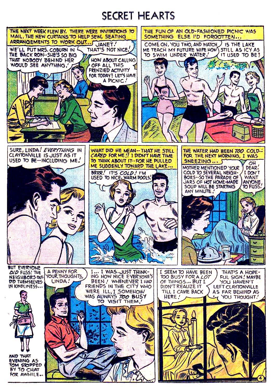 Read online Secret Hearts comic -  Issue #41 - 20