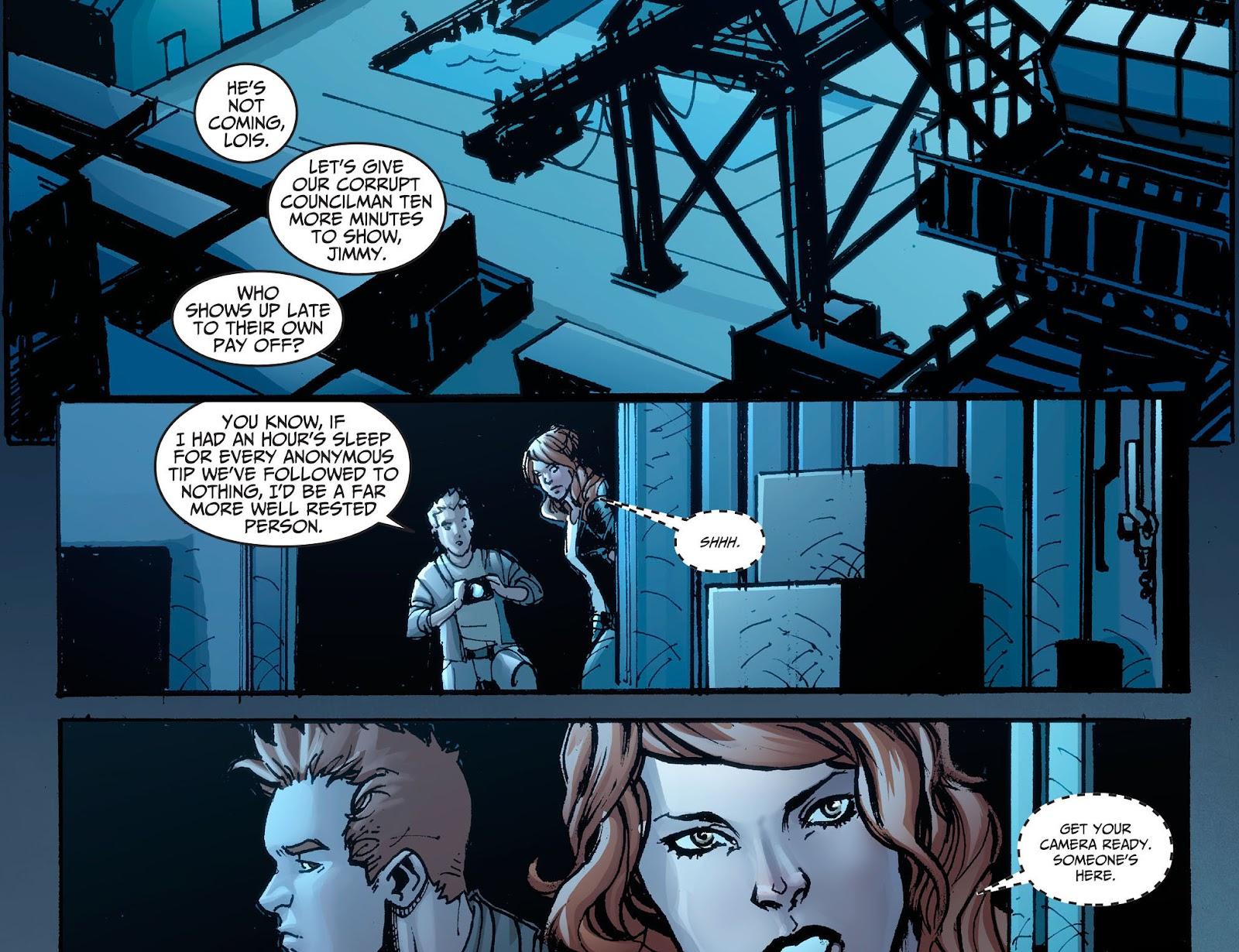 Injustice: Gods Among Us [I] Issue #1 #2 - English 17