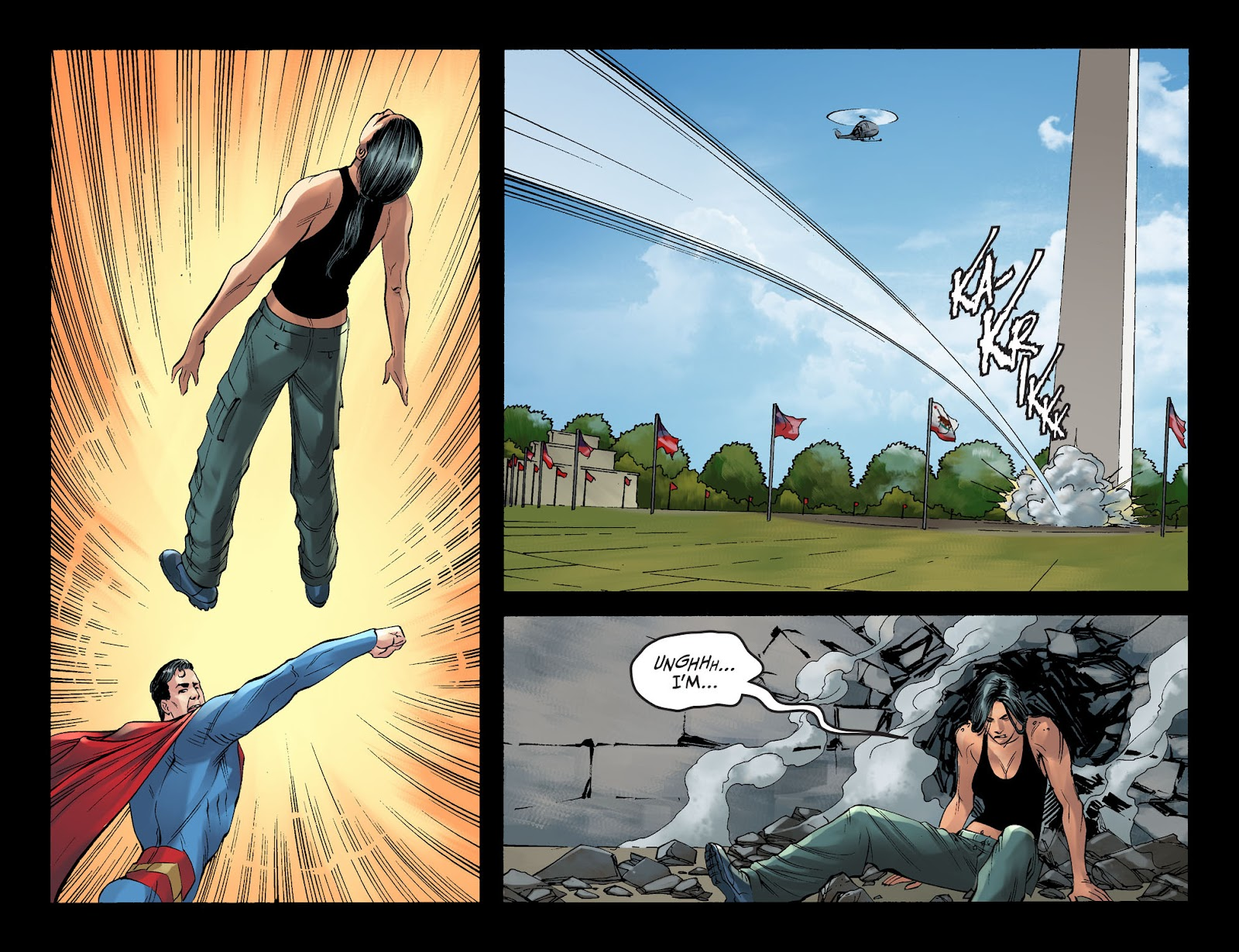 Injustice: Gods Among Us Year Four Issue #4 #5 - English 6