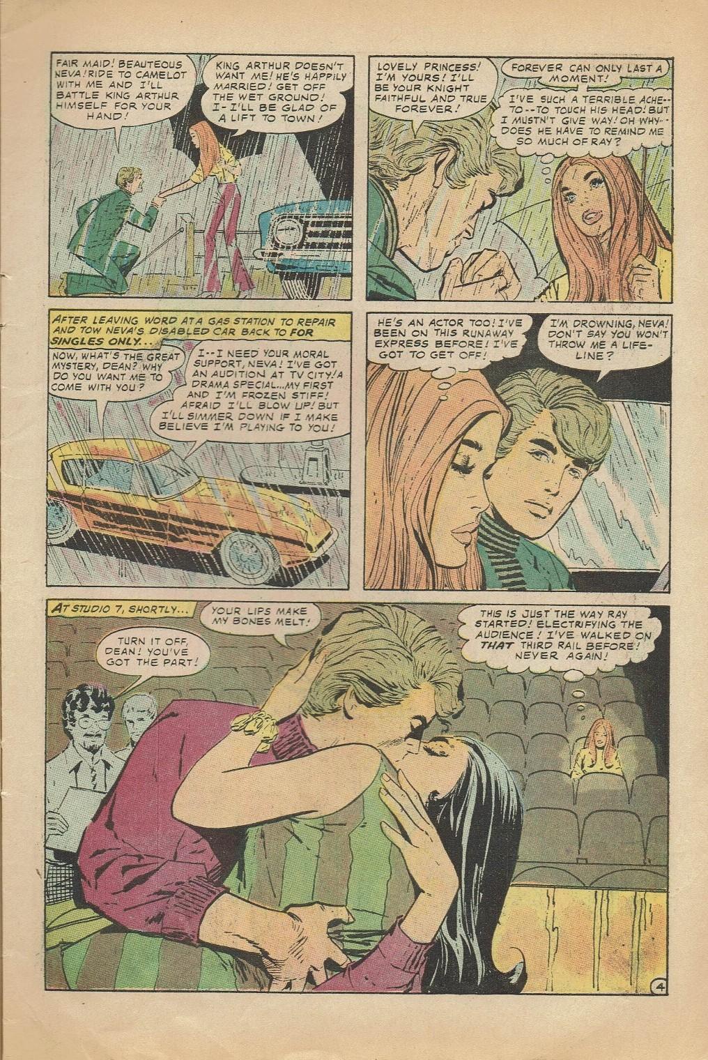 Read online Secret Hearts comic -  Issue #144 - 7
