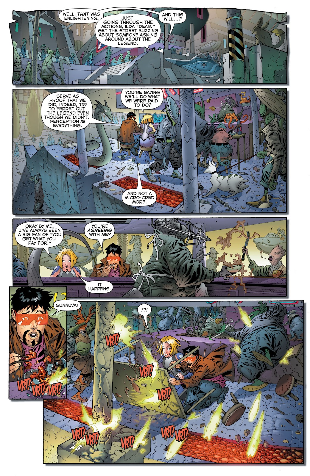 Threshold (2013) Issue #7 #7 - English 27