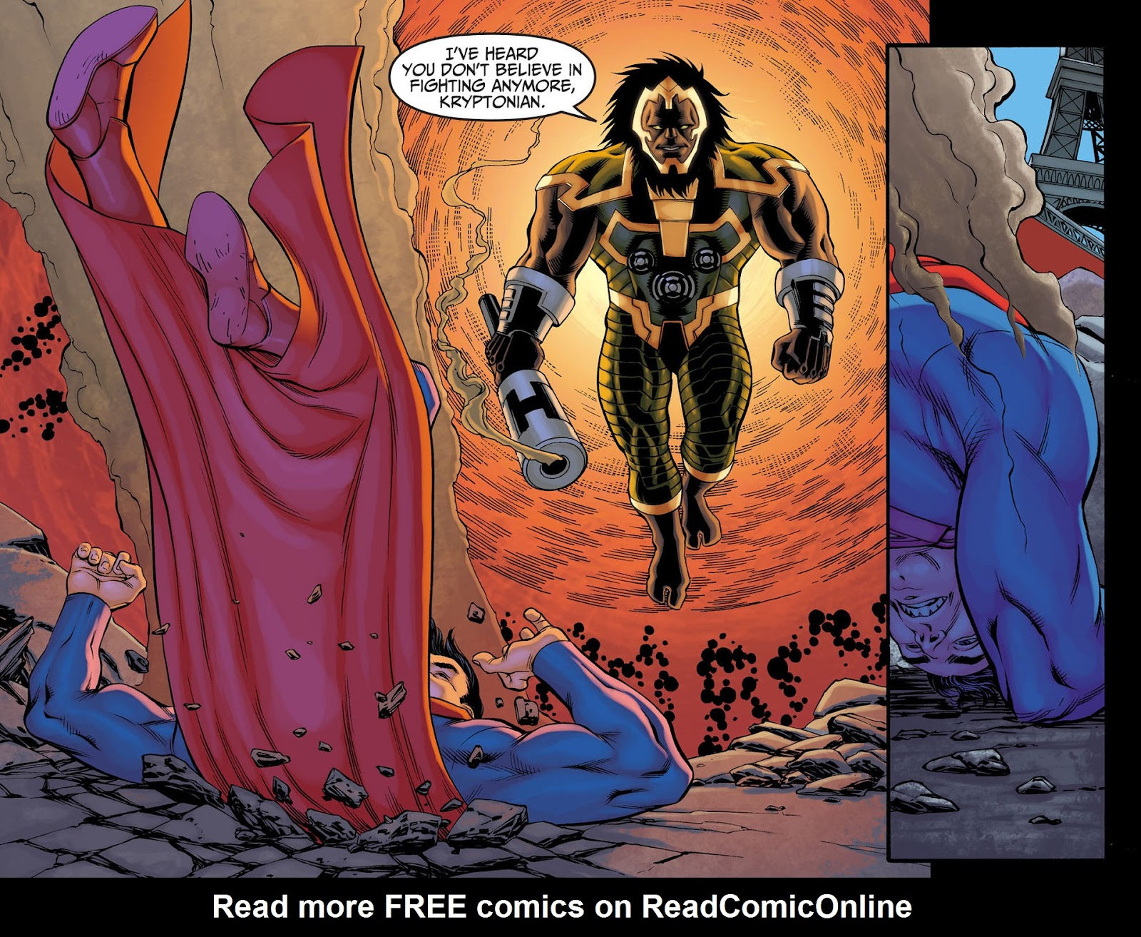 Injustice: Gods Among Us [I] Issue #22 #23 - English 21