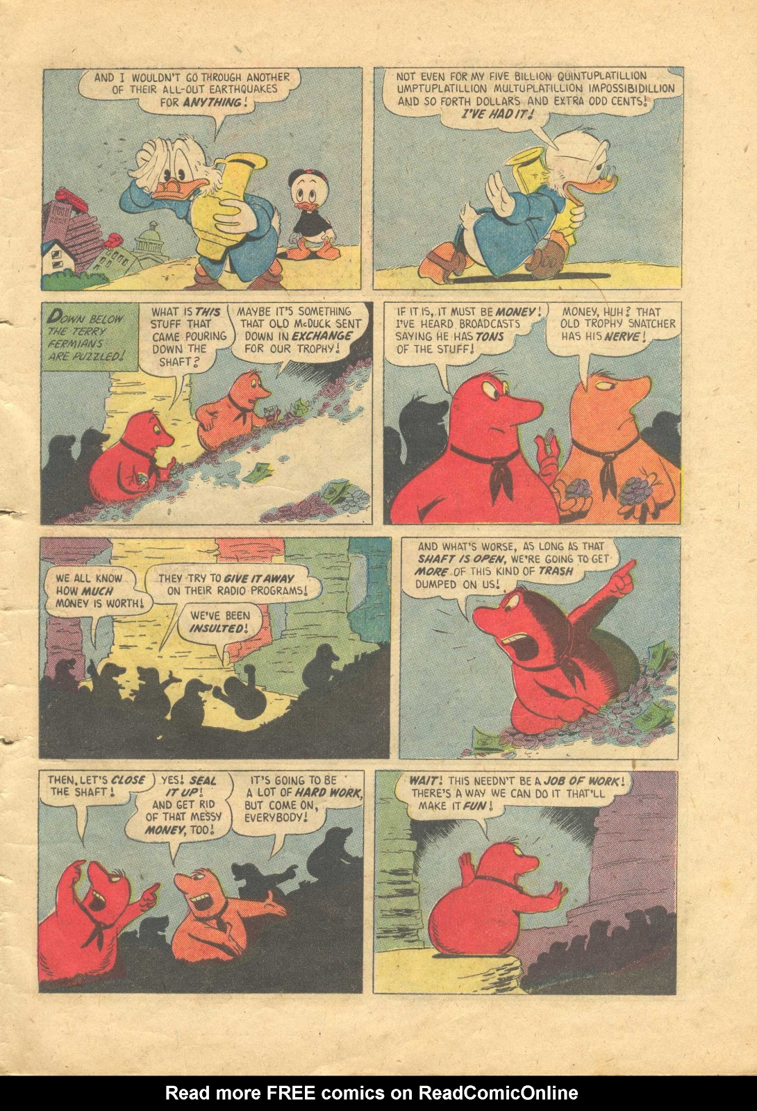 Uncle Scrooge (1953) Issue #13 #13 - English 27
