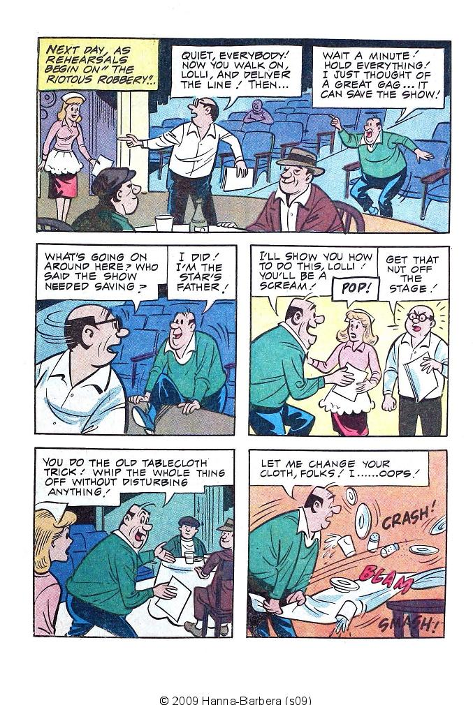 Read online Scooby-Doo... Where Are You! (1970) comic -  Issue #10 - 31