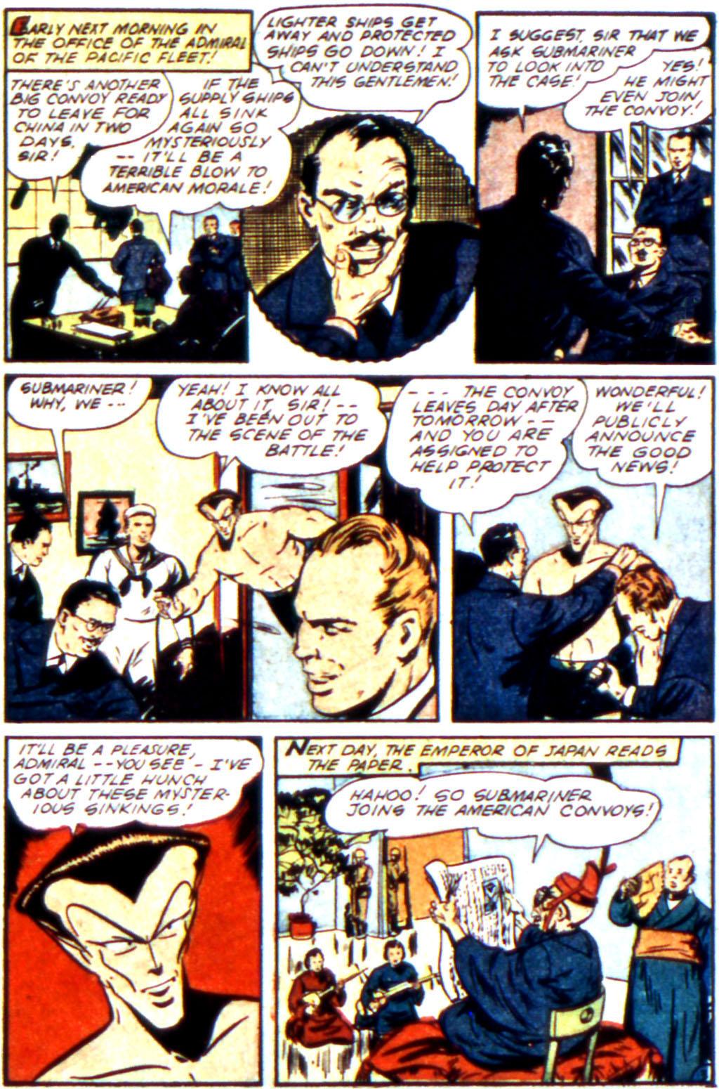 Sub-Mariner Comics Issue #11 #11 - English 5