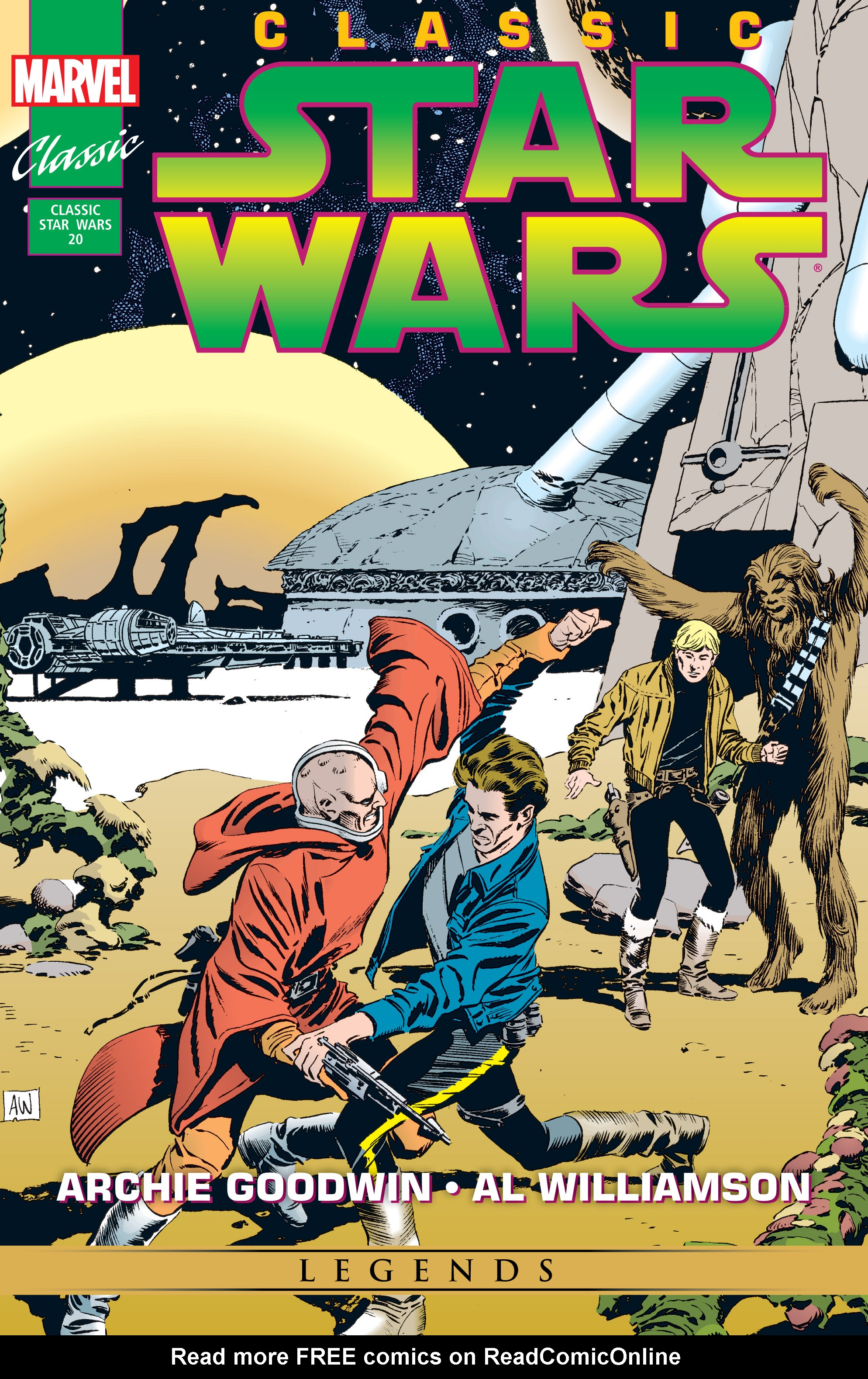 Classic Star Wars #20 #20 - English 1
