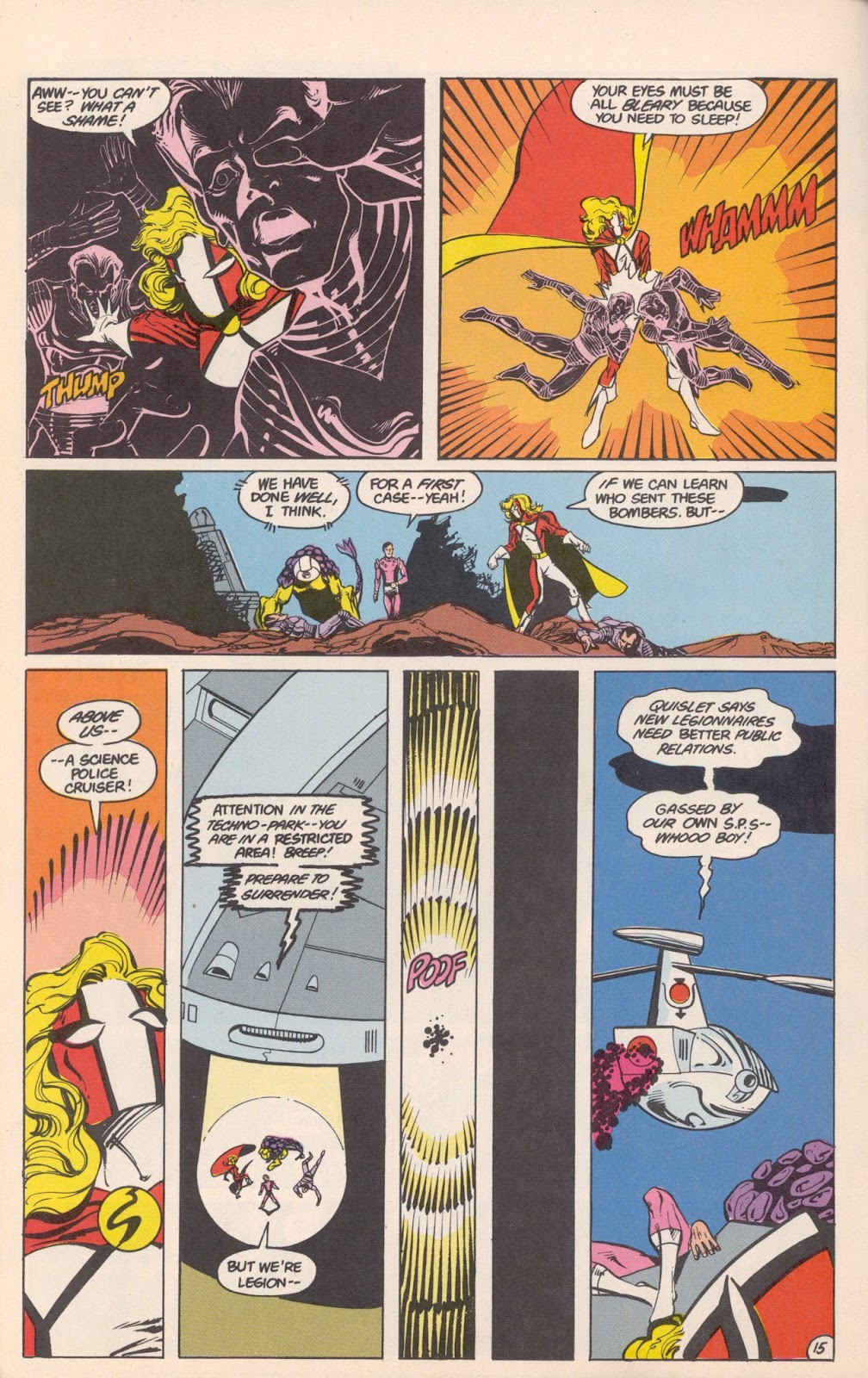 Tales of the Legion Issue #341 #28 - English 16
