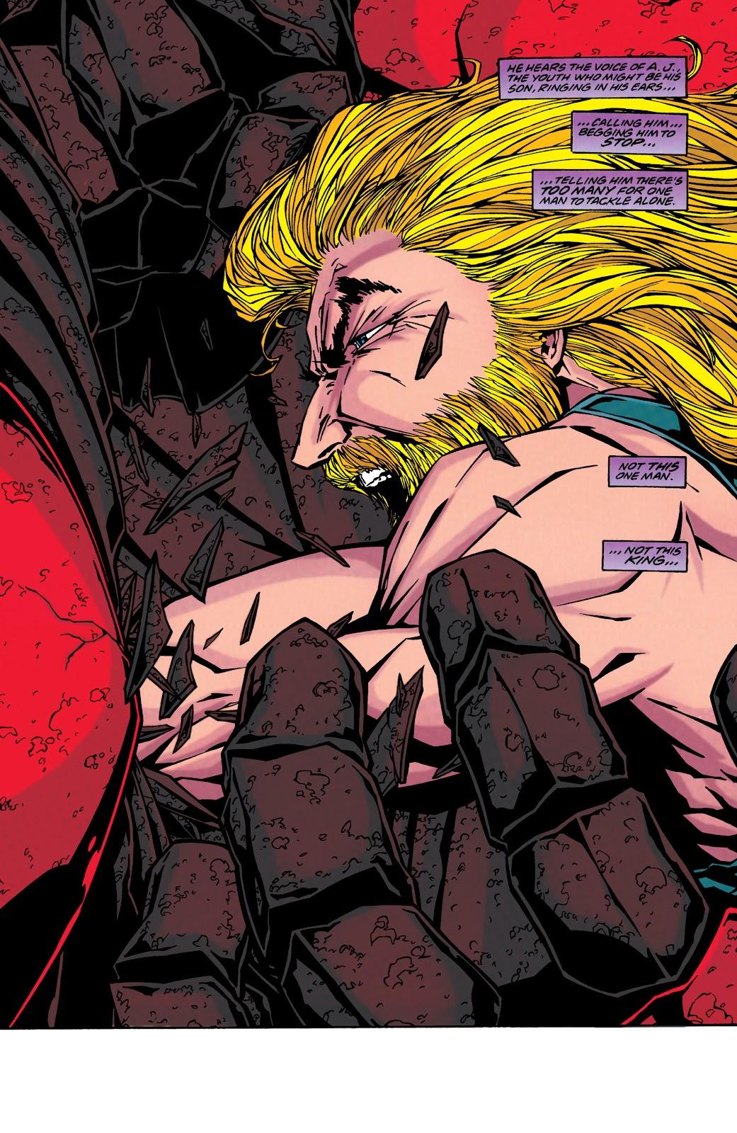 Aquaman (1994) Issue #48 #54 - English 2