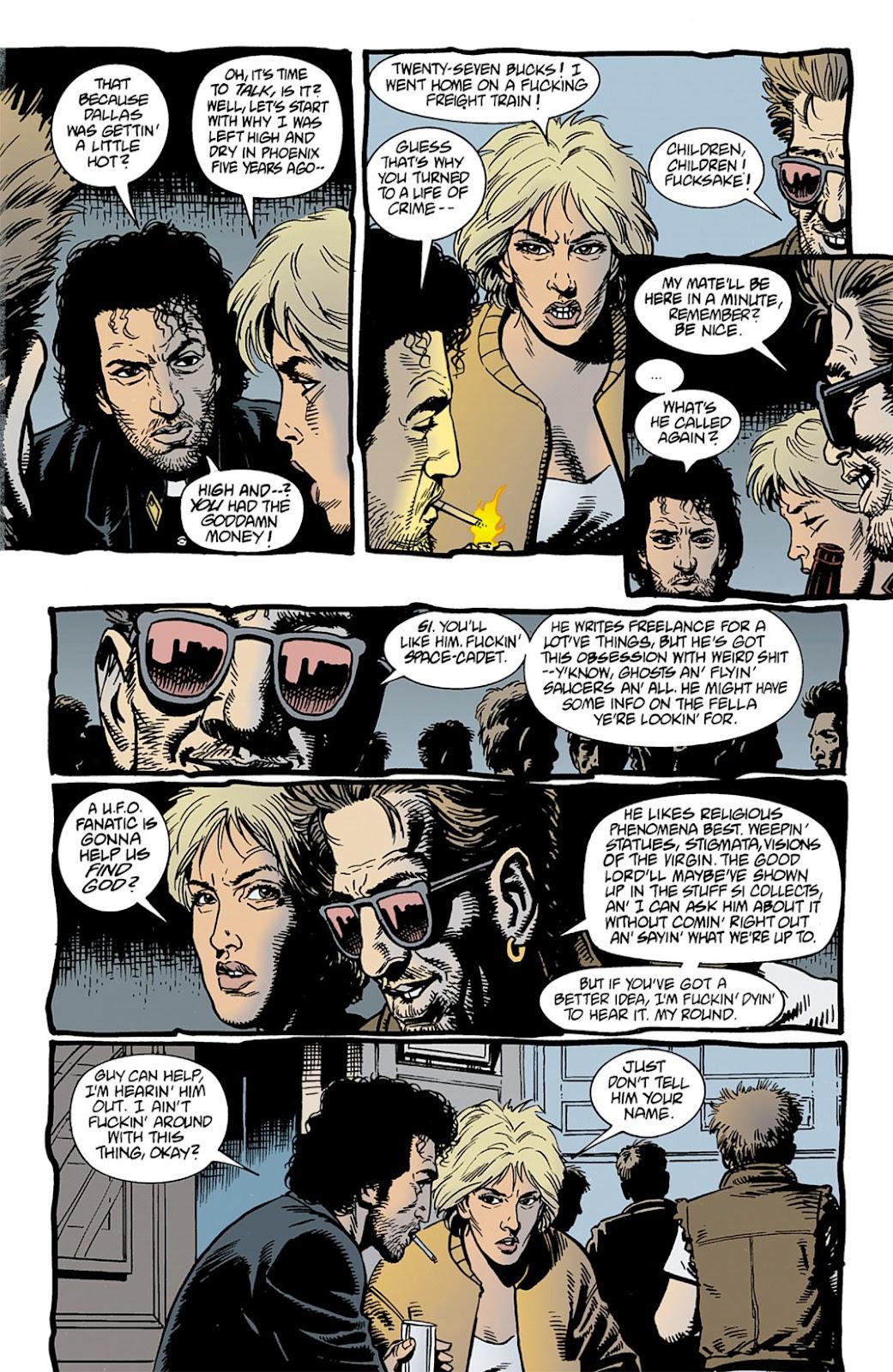 Preacher Issue #5 #14 - English 11