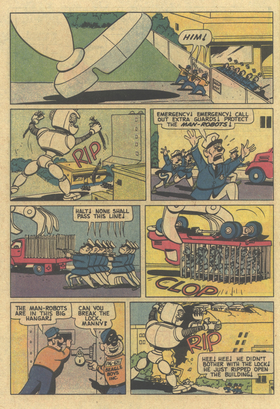 Uncle Scrooge (1953) Issue #185 #185 - English 10