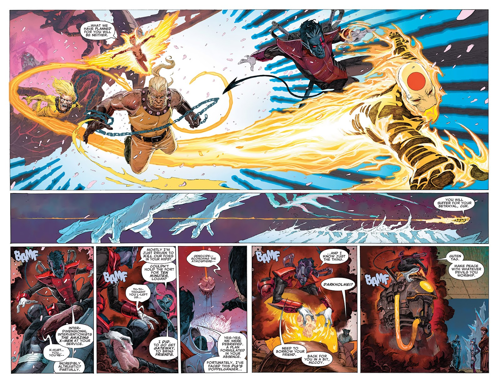 Uncanny X-Force (2010) Issue #17 #18 - English 6