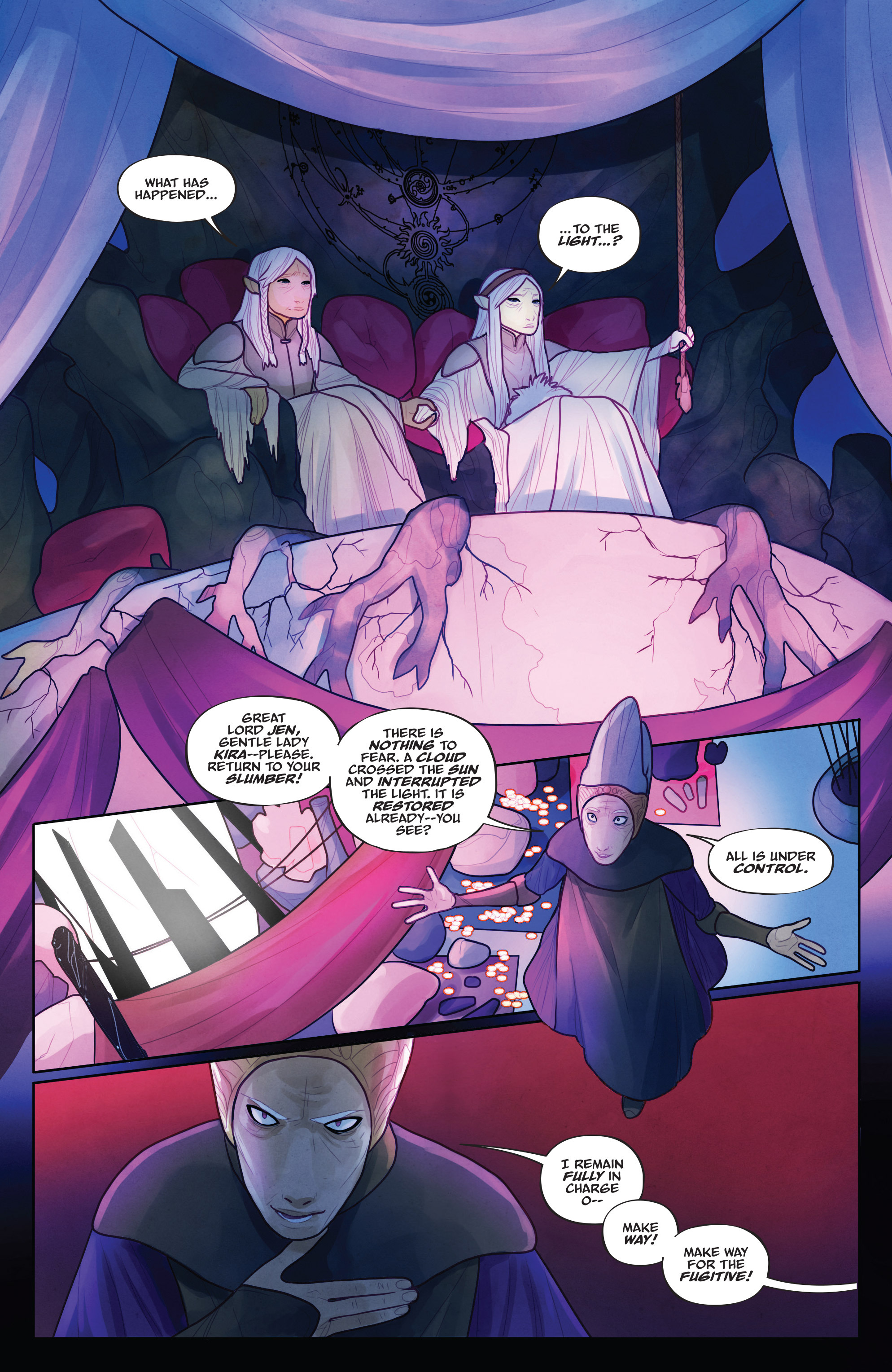 The Power of the Dark Crystal 1 Page 23