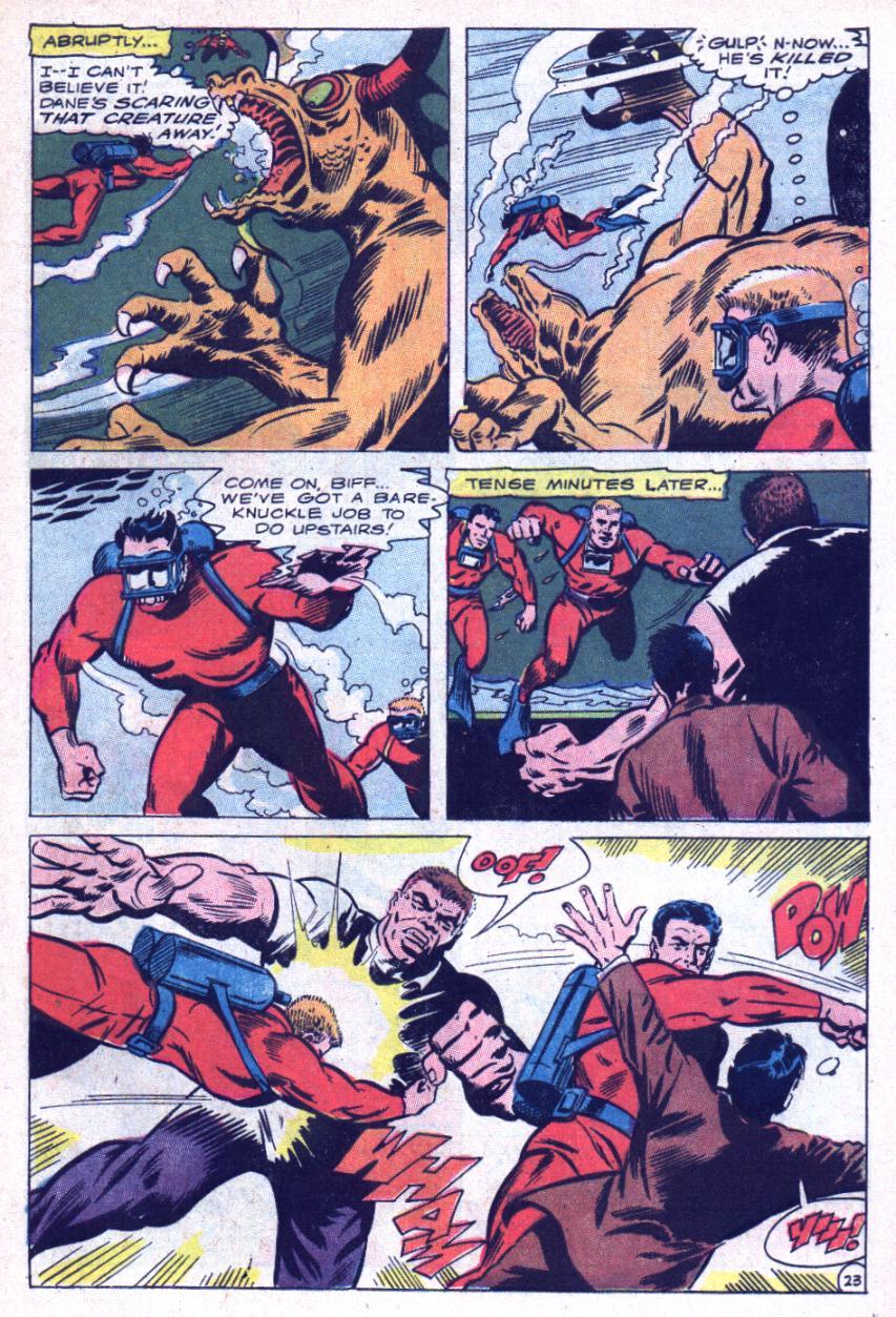 Read online Sea Devils comic -  Issue #34 - 32