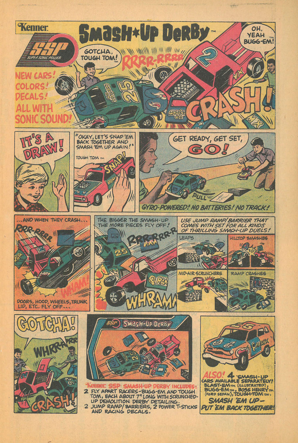Read online Scooby-Doo... Mystery Comics comic -  Issue #21 - 7
