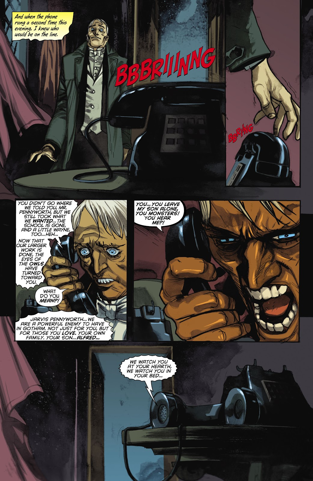 Batman (2011) Issue #11 #26 - English 28