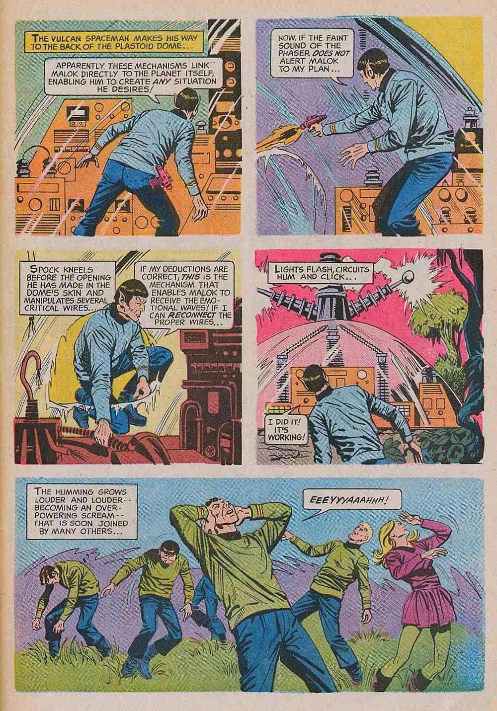 Star Trek (1967) Issue #11 #11 - English 24