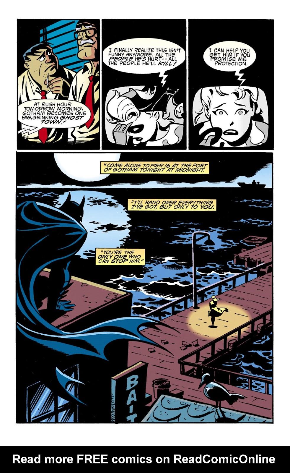 The Batman Adventures: Mad Love Full #1 - English 40