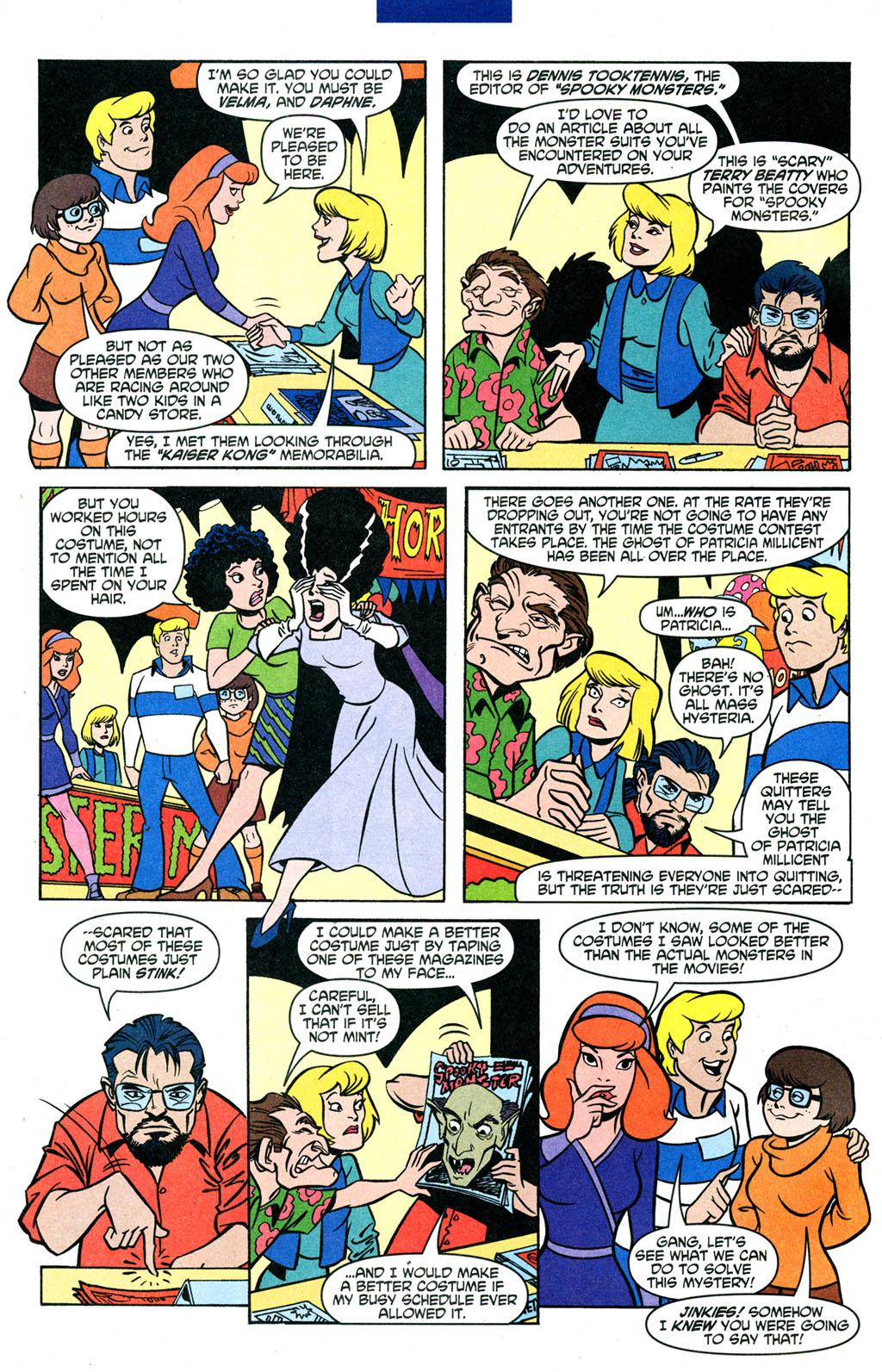 Read online Scooby-Doo (1997) comic -  Issue #92 - 5
