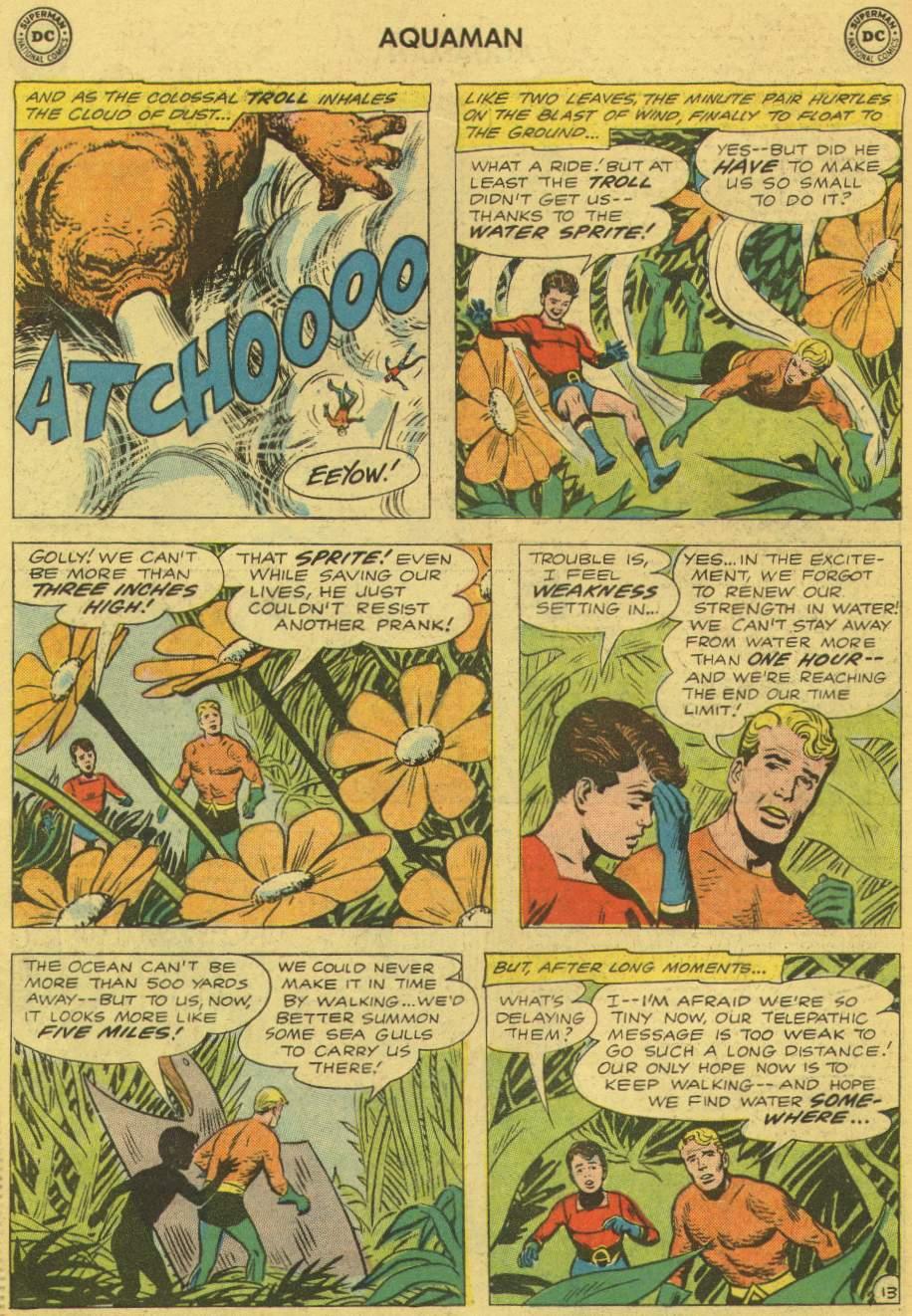 Aquaman (1962) Issue #1 #1 - English 18