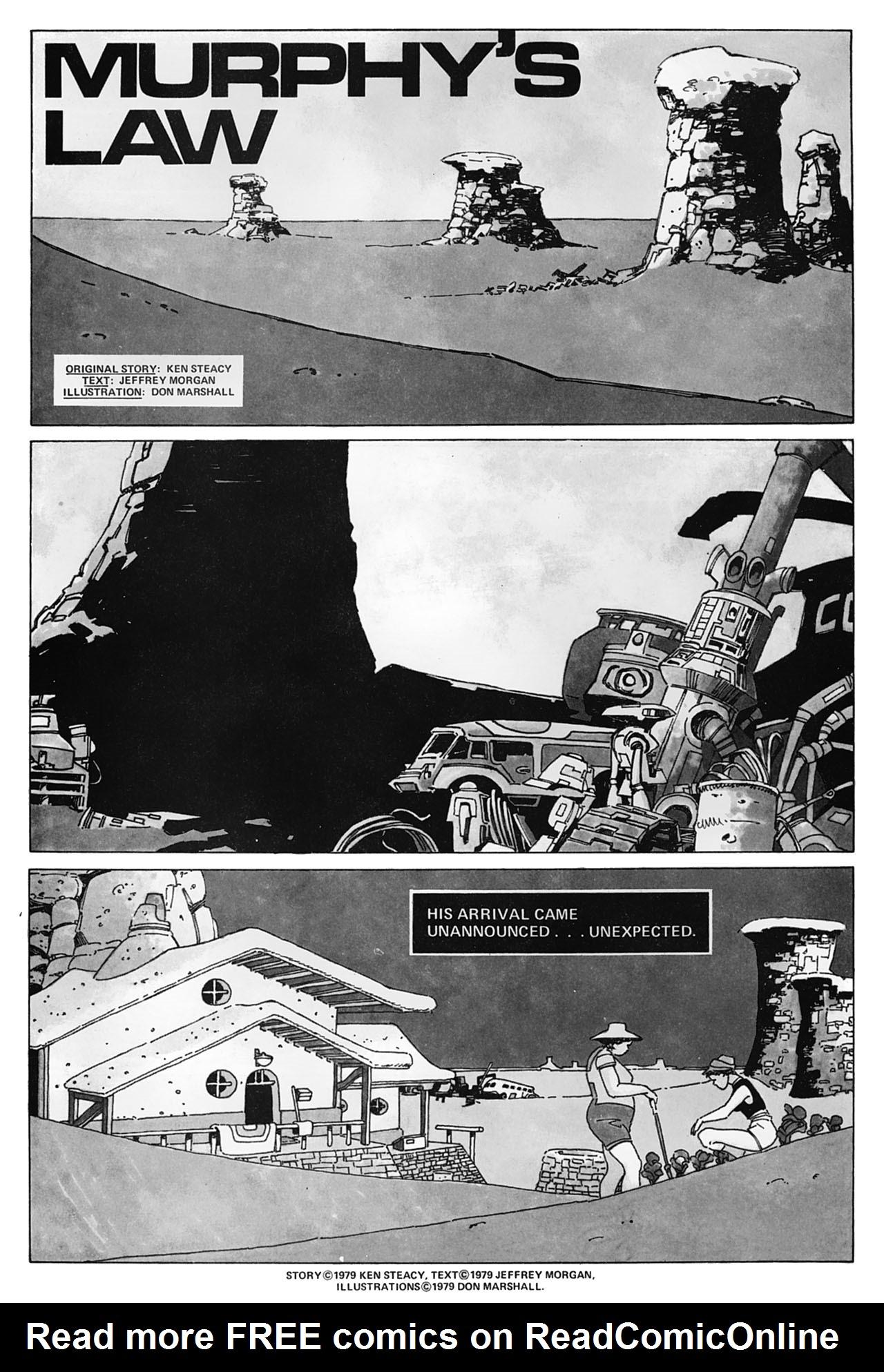 Read online Star*Reach comic -  Issue #16 - 19