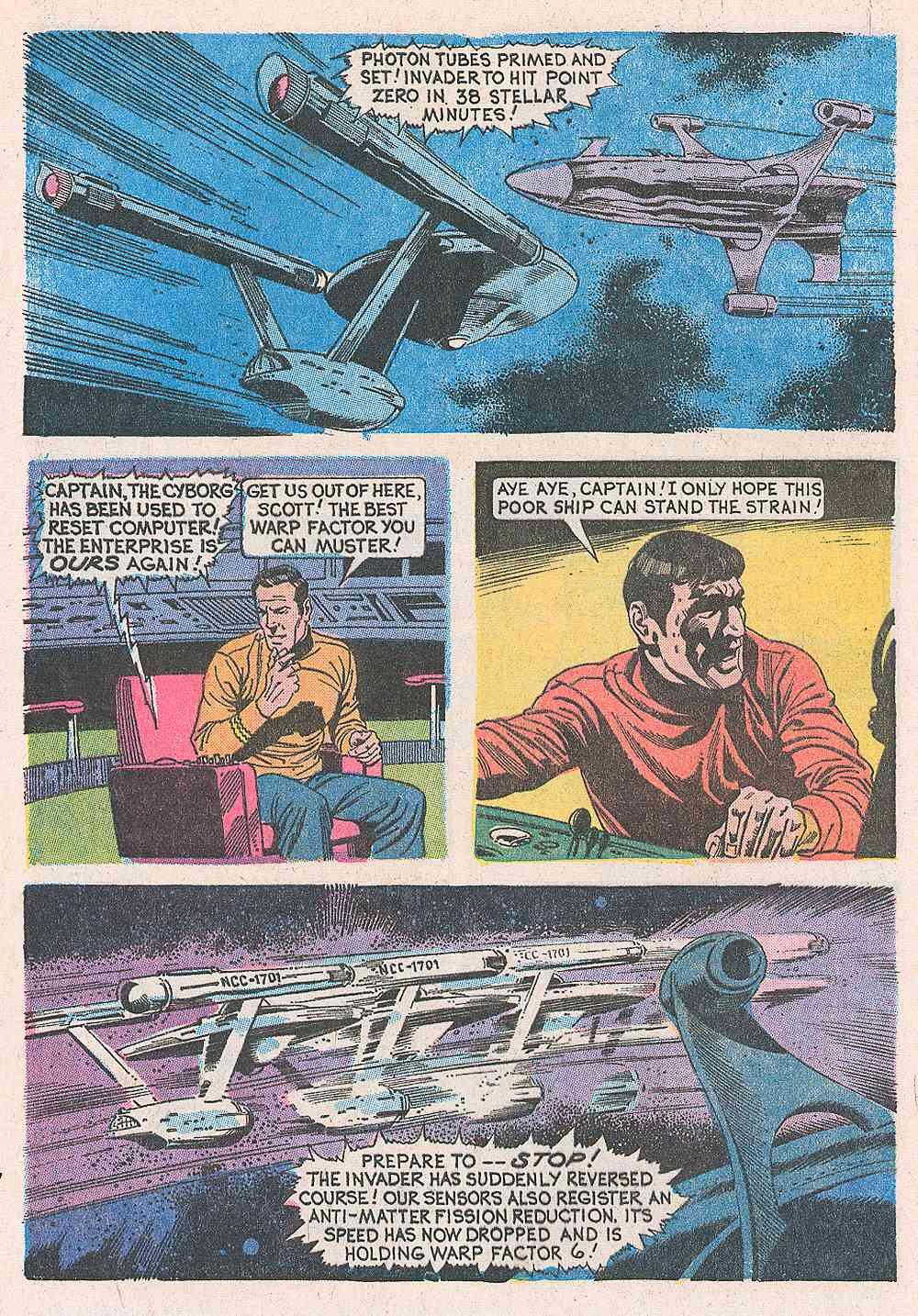 Star Trek (1967) Issue #21 #21 - English 25