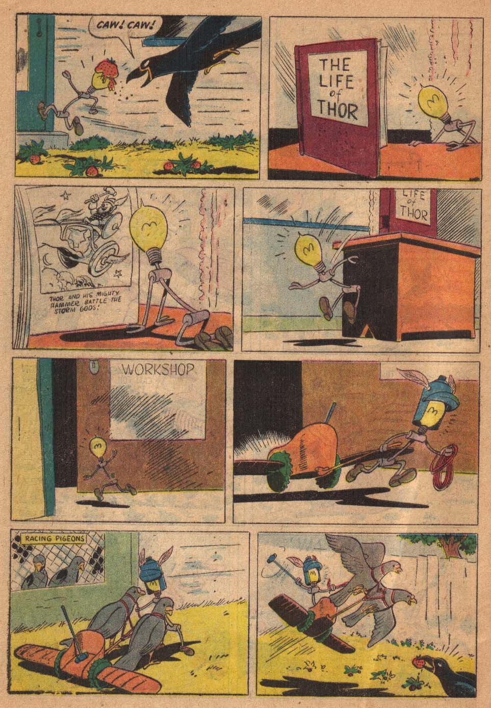 Uncle Scrooge (1953) #21 #384 - English 32