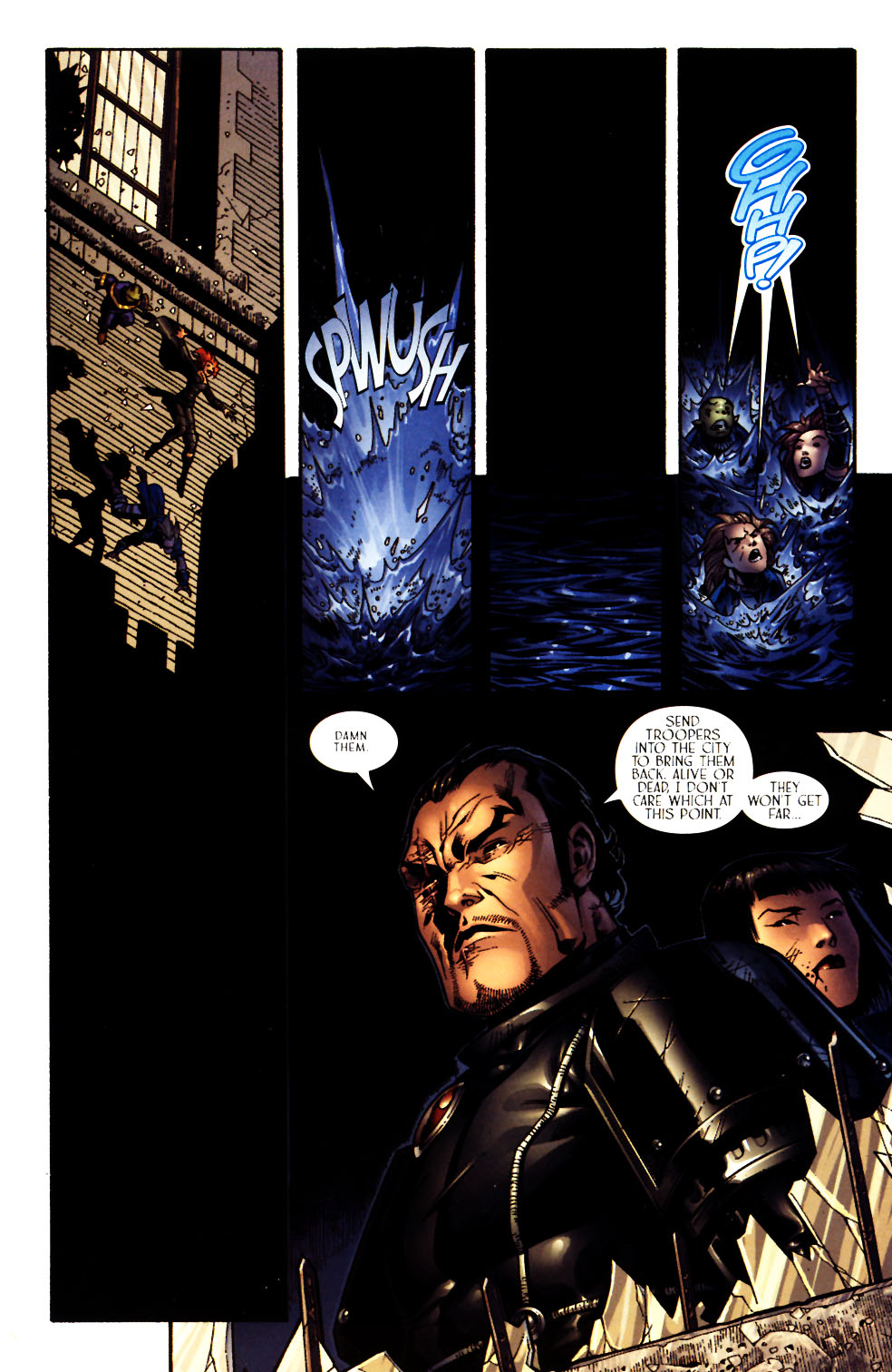 Read online Scion comic -  Issue #14 - 15