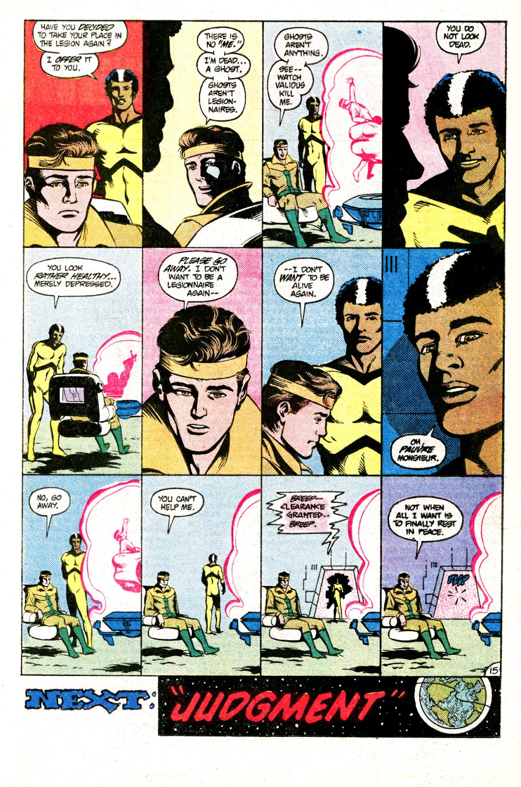 Tales of the Legion Issue #314 #1 - English 20