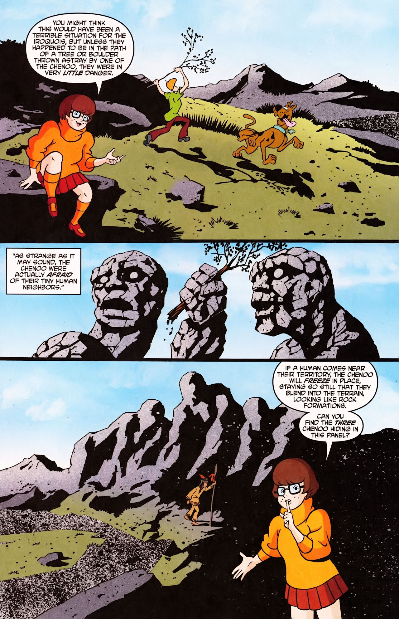 Read online Scooby-Doo (1997) comic -  Issue #142 - 11