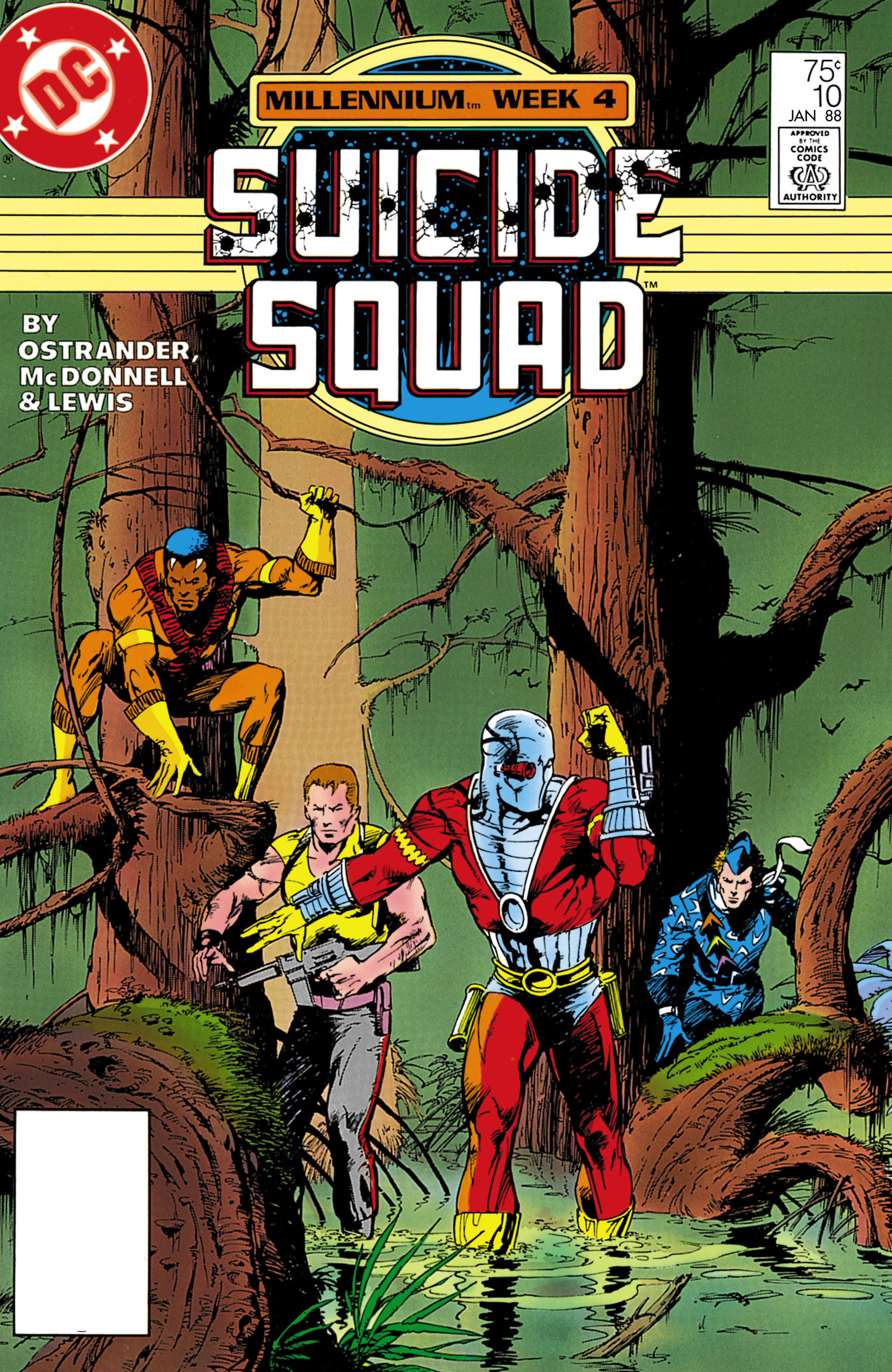 Suicide Squad (1987) issue 9 - Page 1
