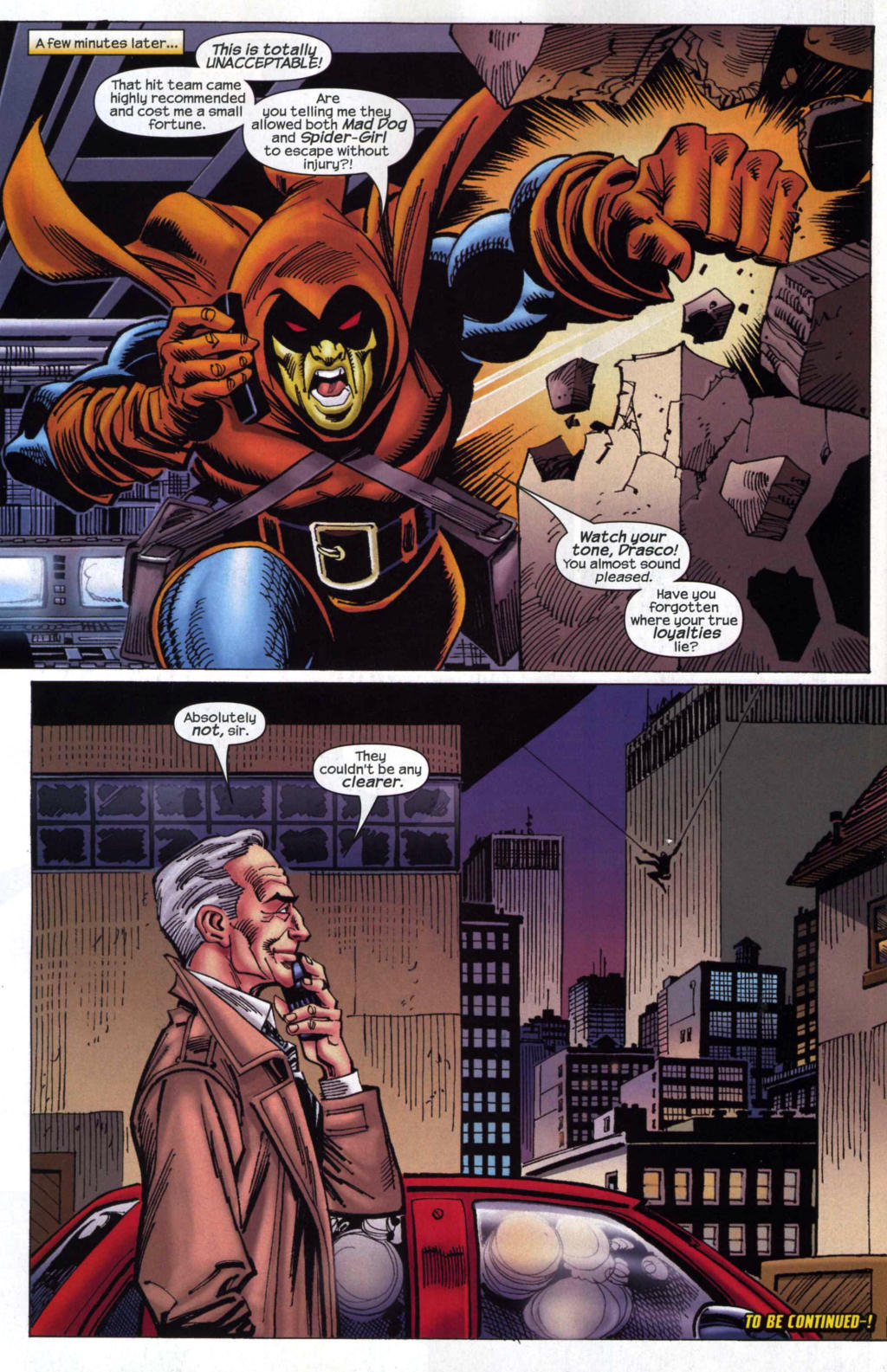 Amazing Spider-Girl Issue #4 #5 - English 24