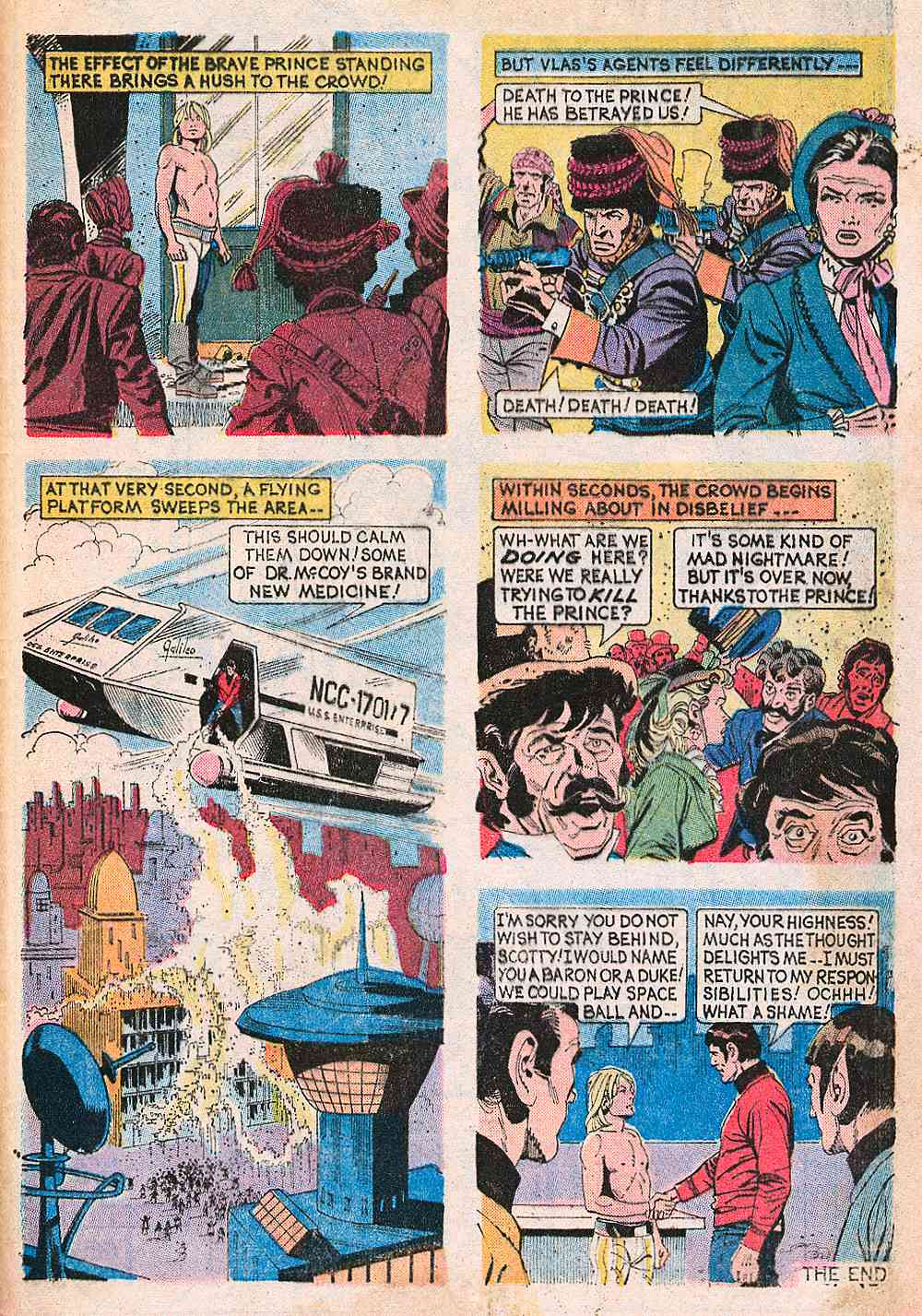 Star Trek (1967) Issue #20 #20 - English 26