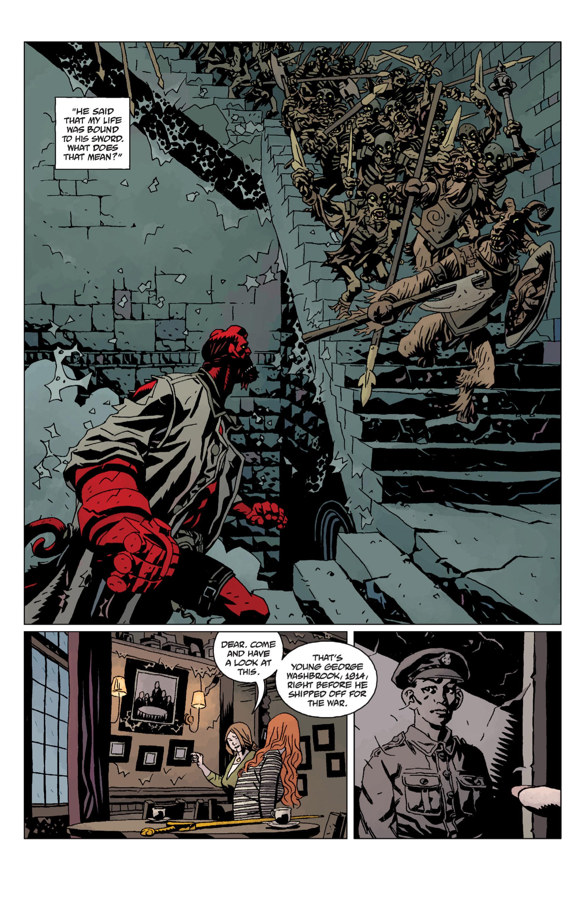 Hellboy chap 12 pic 96