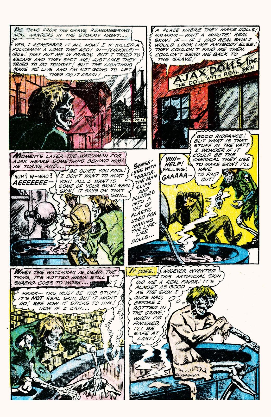 Haunted Horror Issue #9 #9 - English 21
