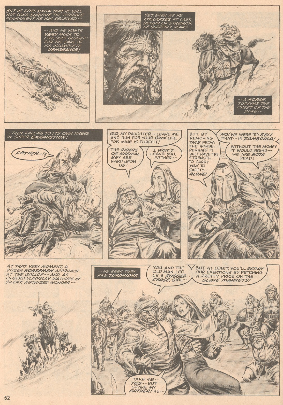 The Savage Sword Of Conan Issue #58 #59 - English 53