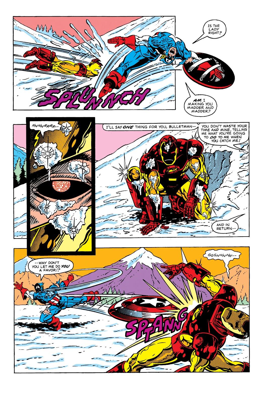 Captain America (1968) _Annual 9 #9 - English 20