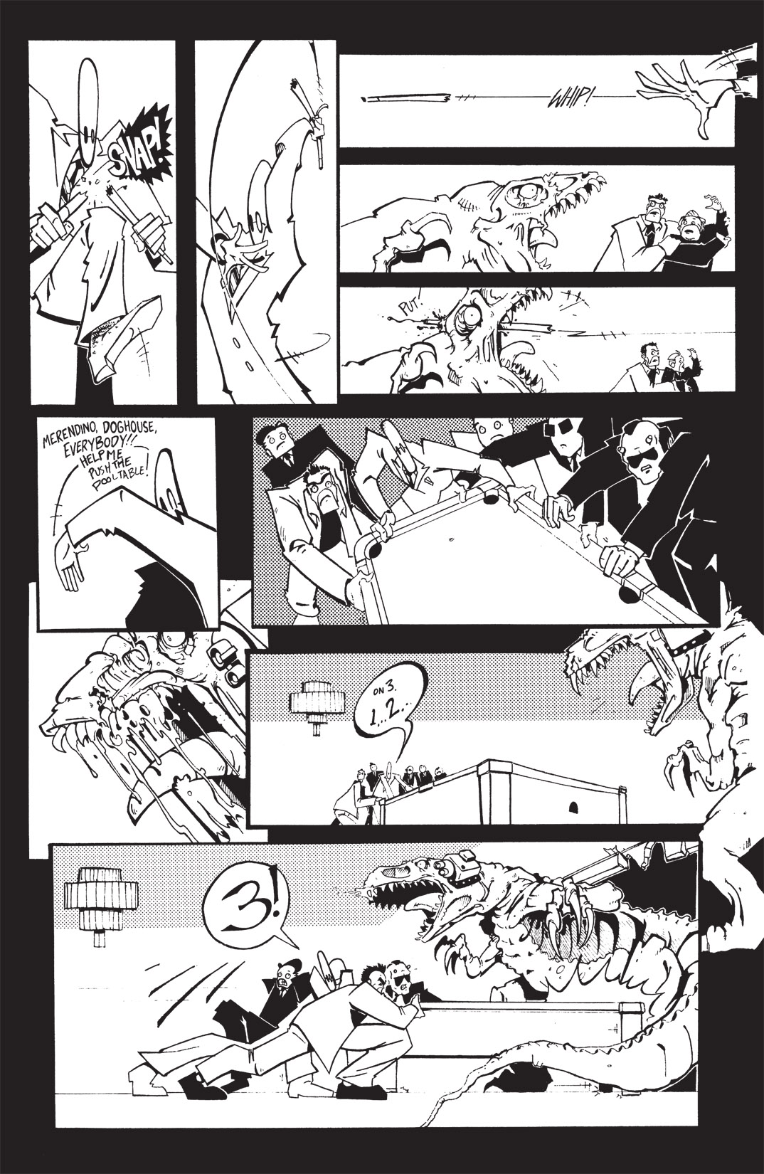 Read online Scud: The Disposable Assassin: The Whole Shebang comic -  Issue # TPB (Part 1) - 120