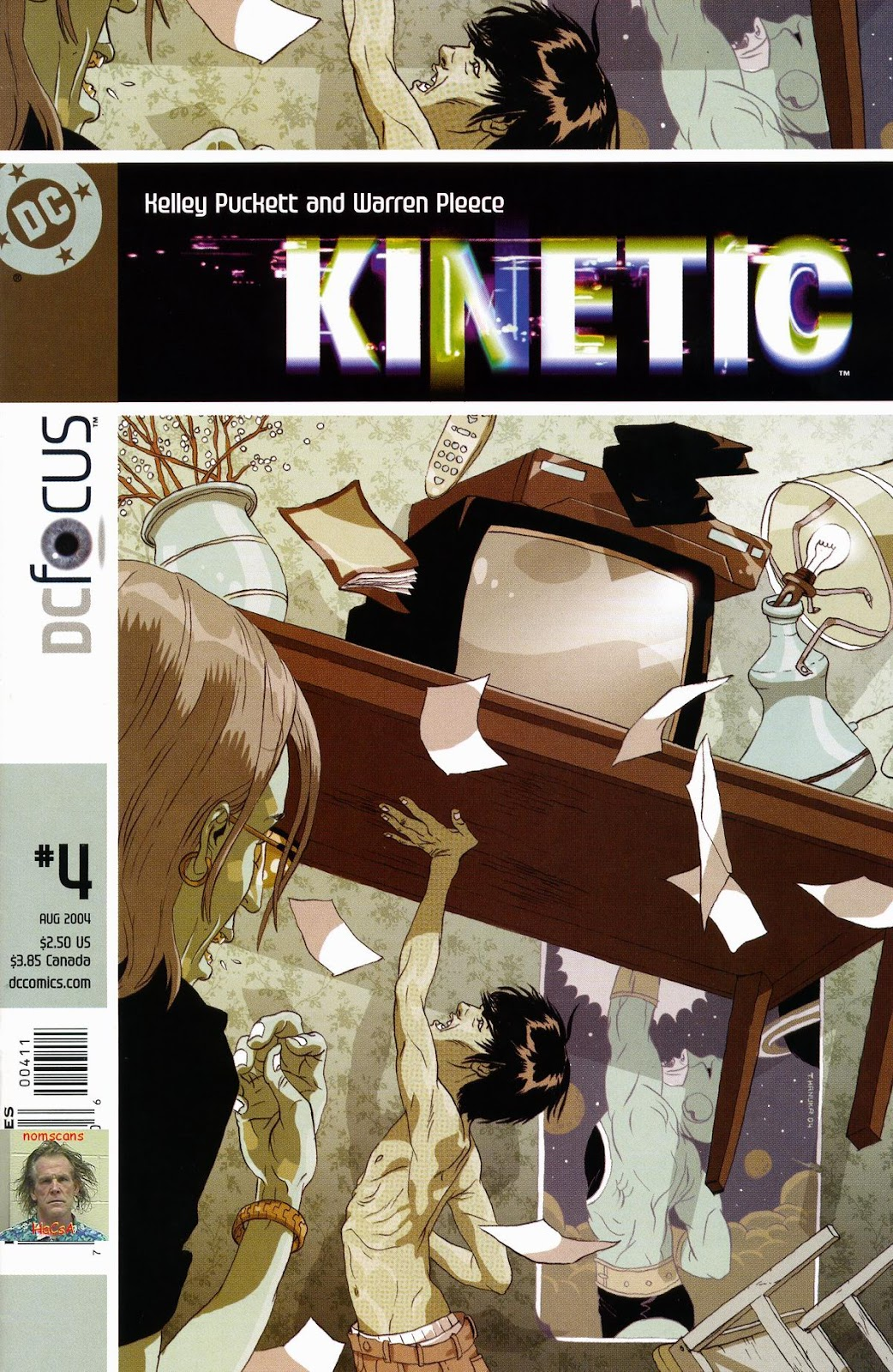 Kinetic Issue #4 #3 - English 1